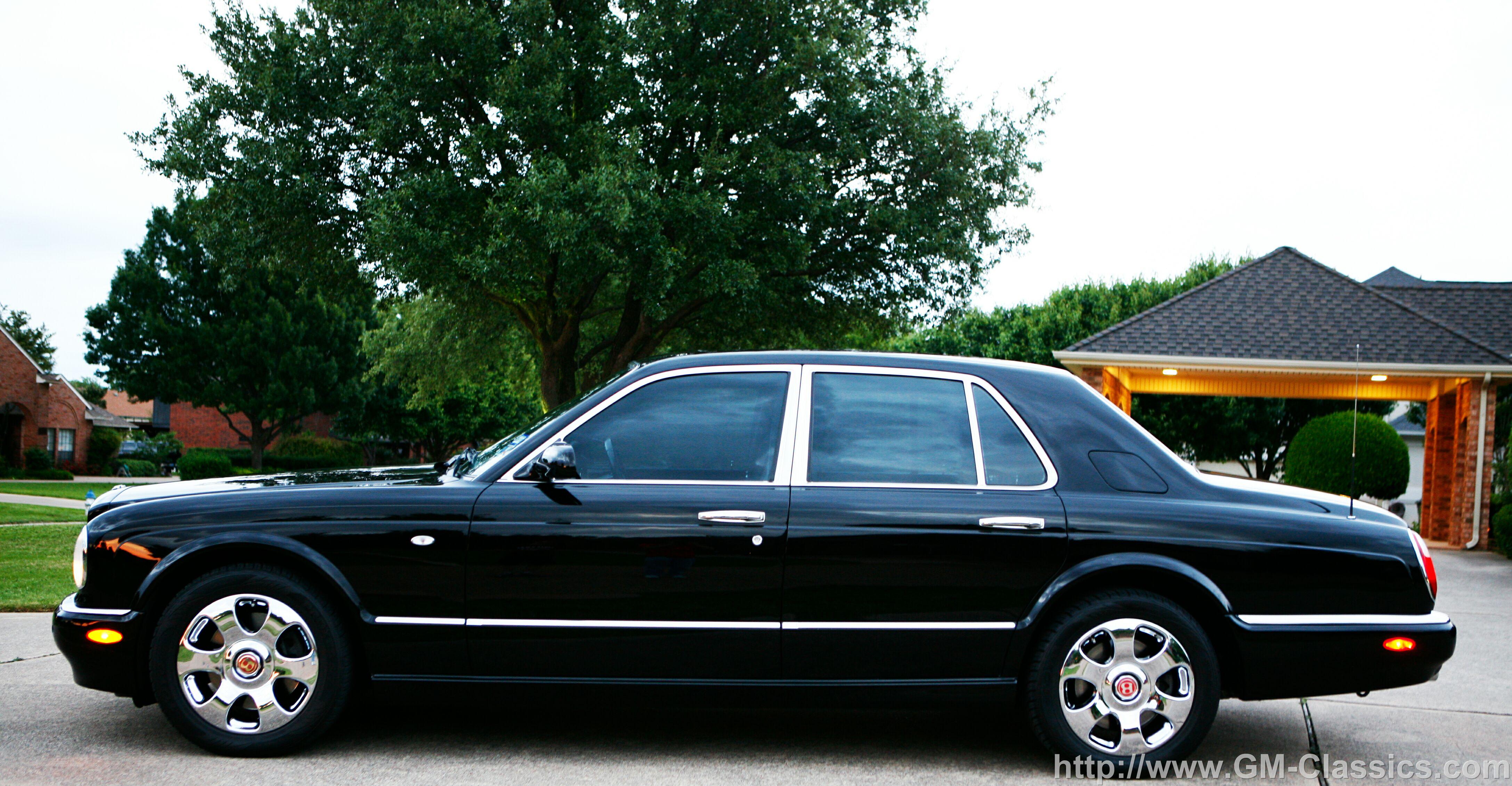 Bentley Arnage Matt Garrett Dallas Texas