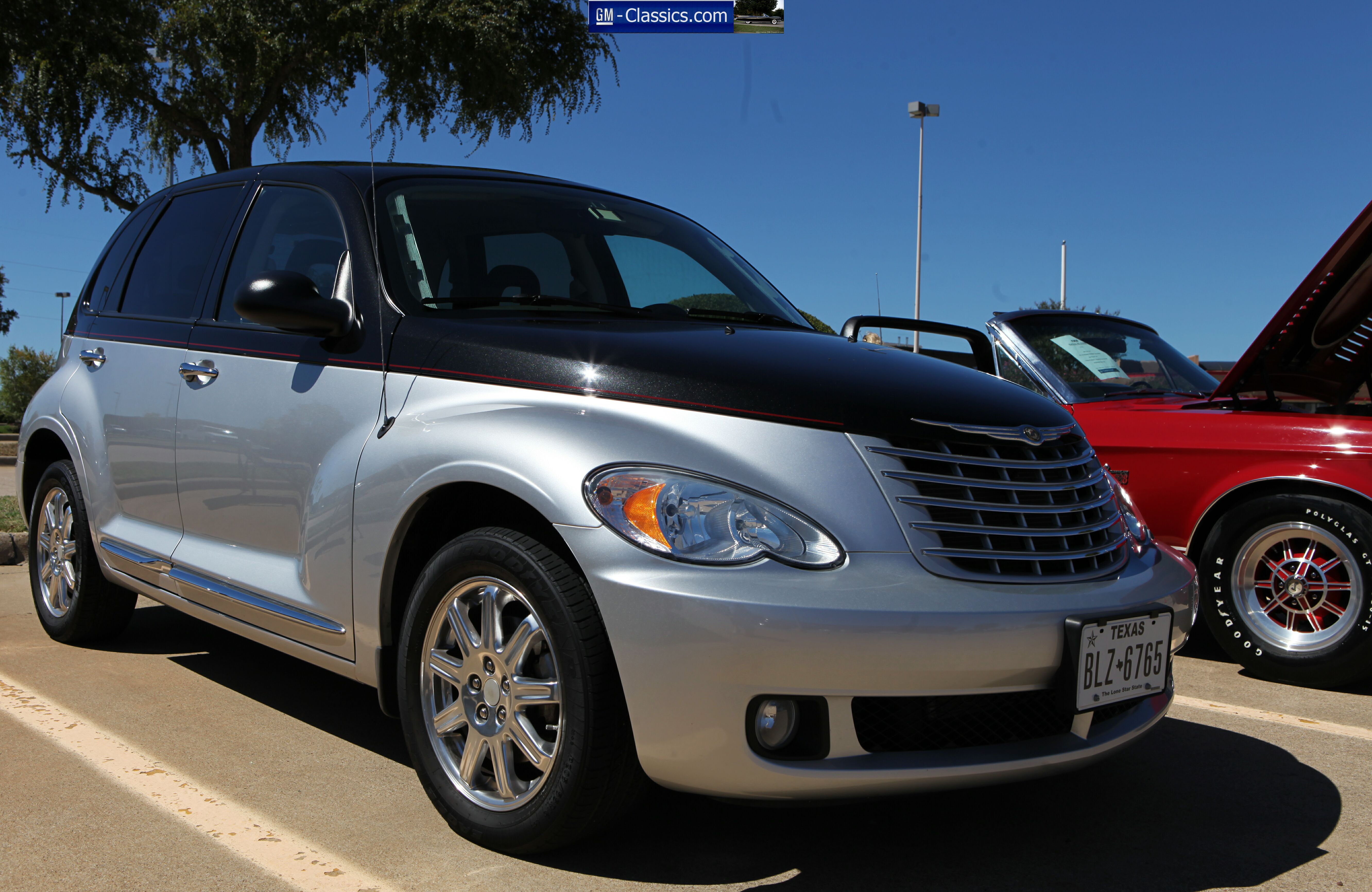 sell used 2010 chrysler pt cruiser couture edition loaded and collector owned in carrollton. Black Bedroom Furniture Sets. Home Design Ideas