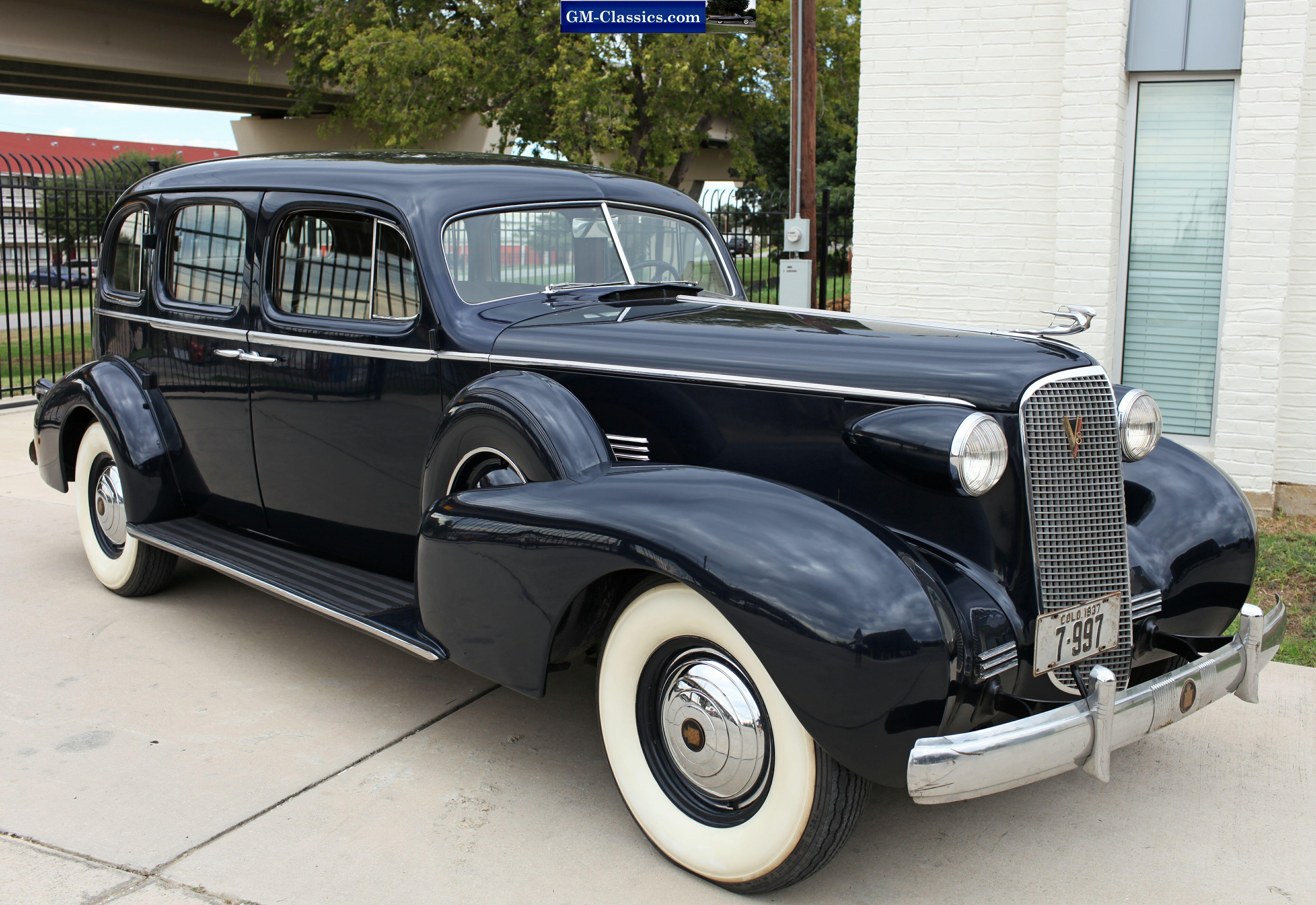 1937 Cadillac - Matt Garrett