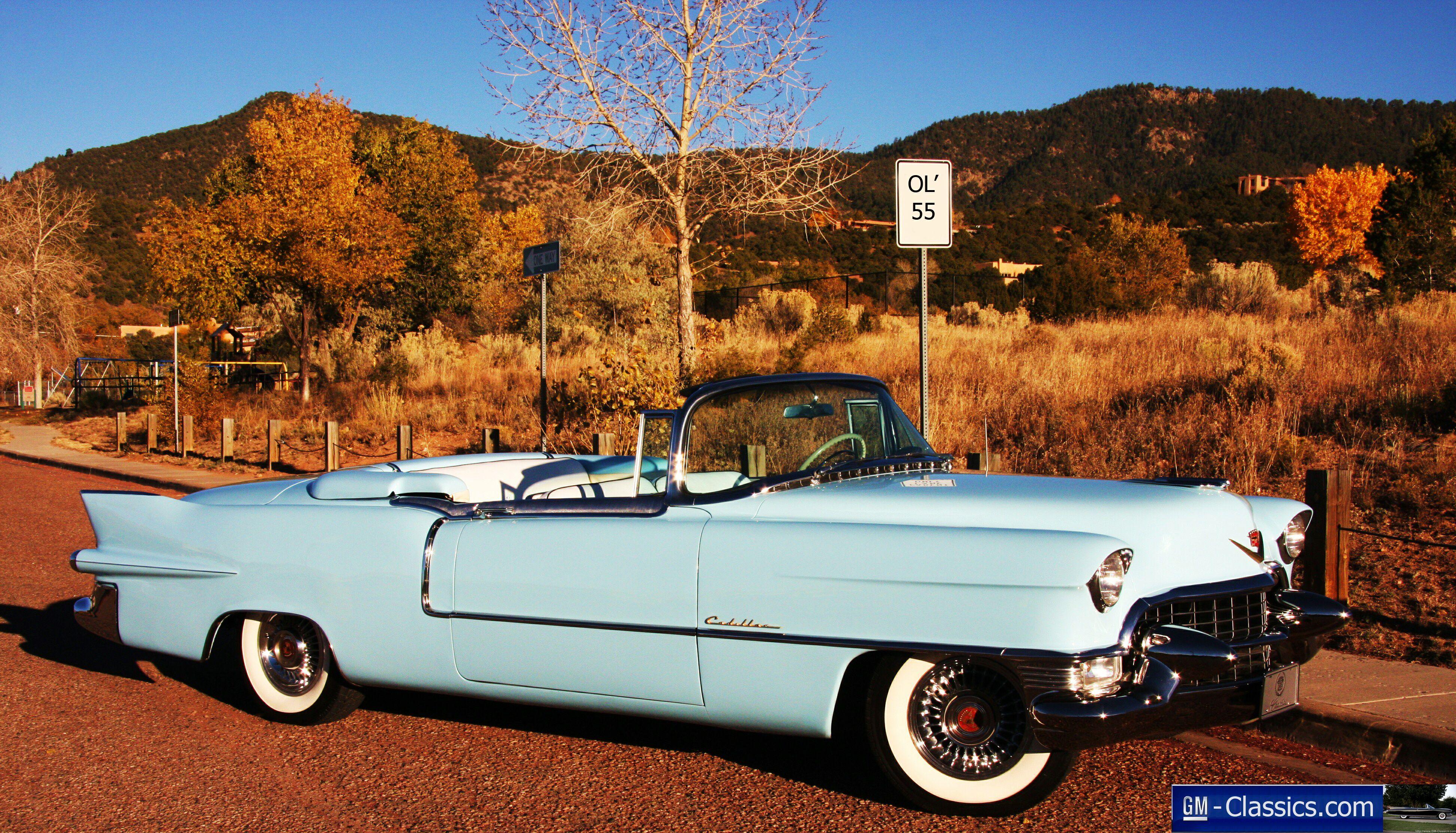1955 Cadillac Eldorado - Matt Garrett