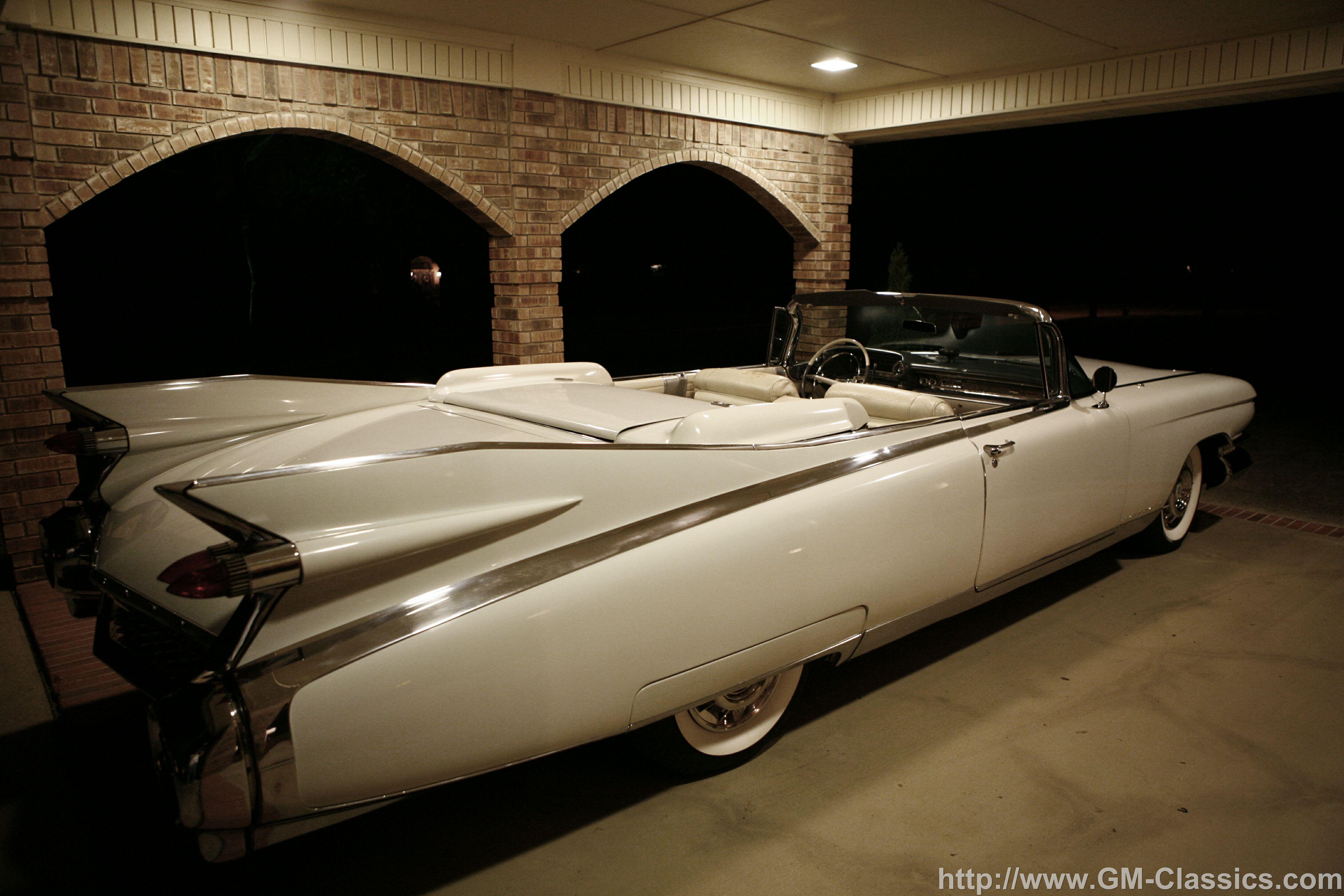 1959 Cadillac Eldorado Biarritz Matt Garrett