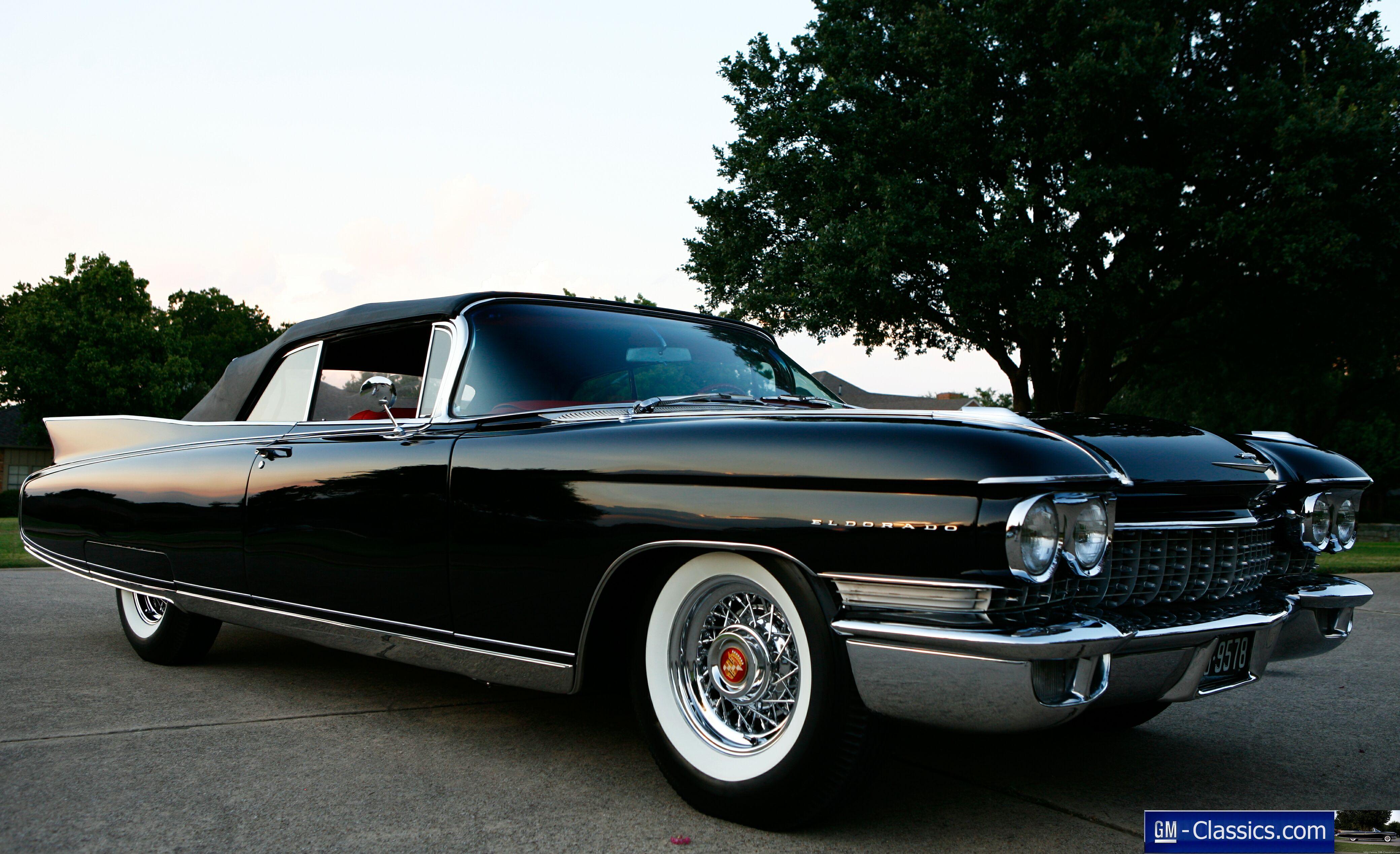 1960 Cadillac Eldorado Biarritz Convertible - GM-Classics.com - Matt Garrett 3040d20bbc88