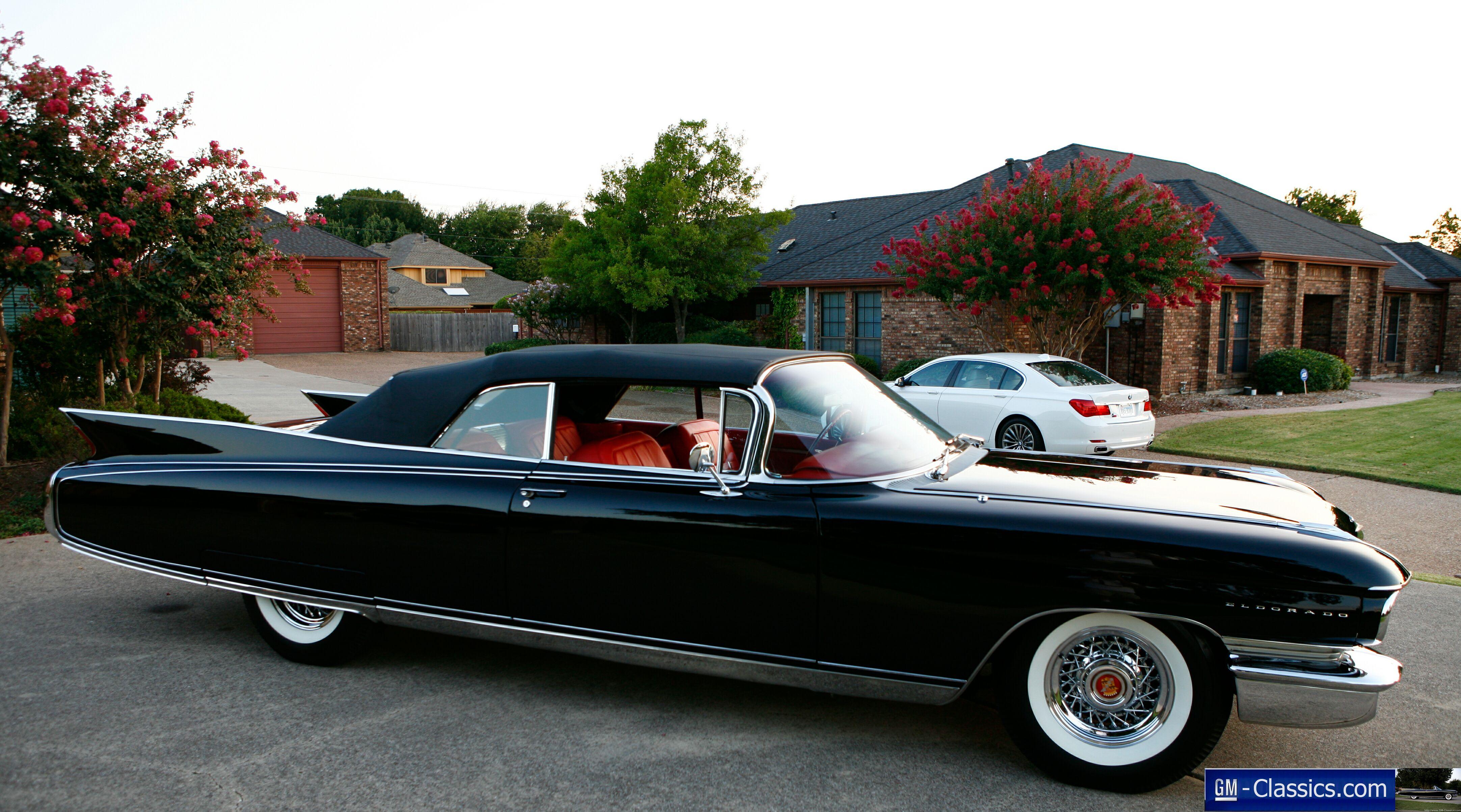 Cadillac Eldorado Biarritz Convertible Gm Classics Com Matt Garrett