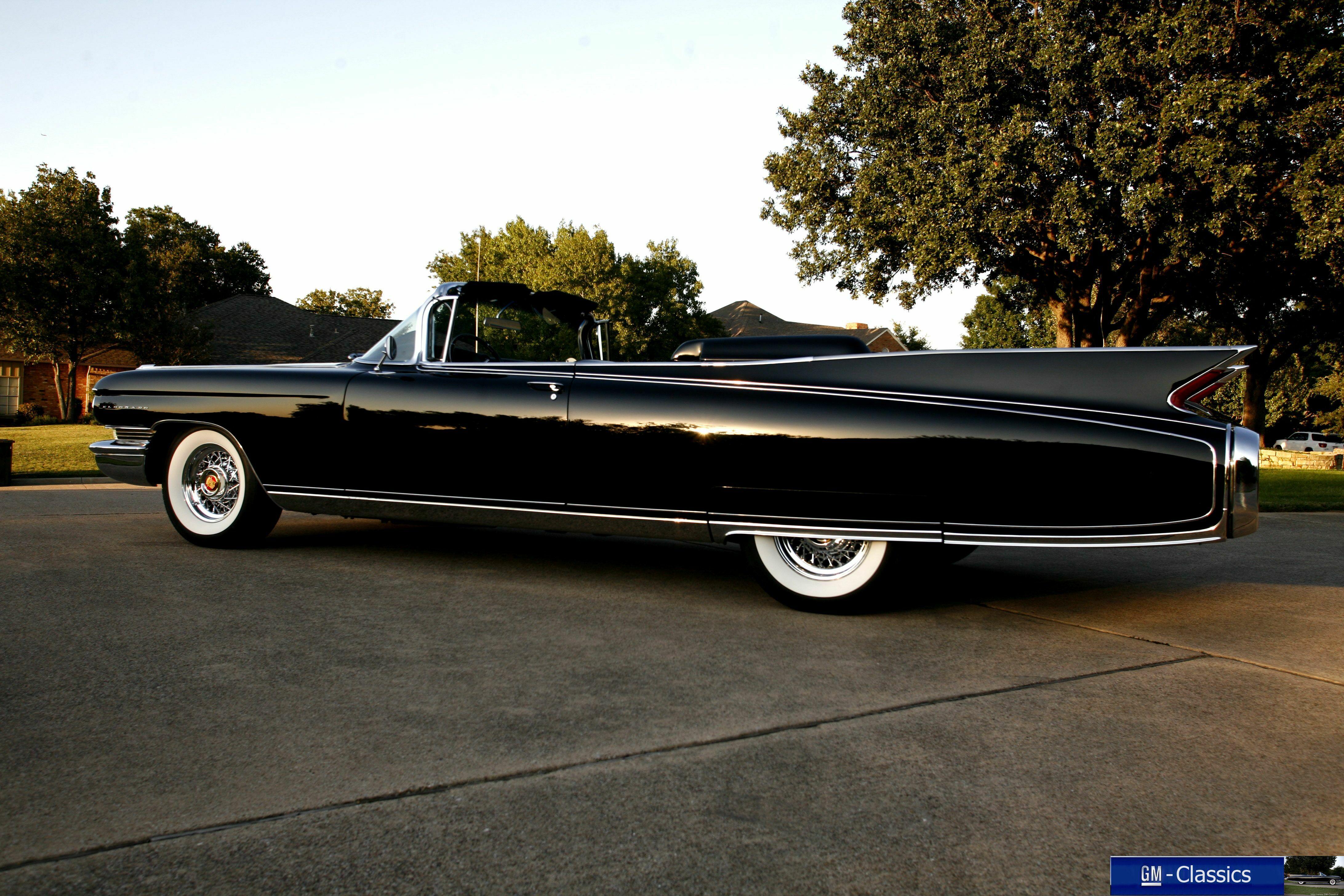 1960 Cadillac Eldorado Biarritz- Matt Garrett