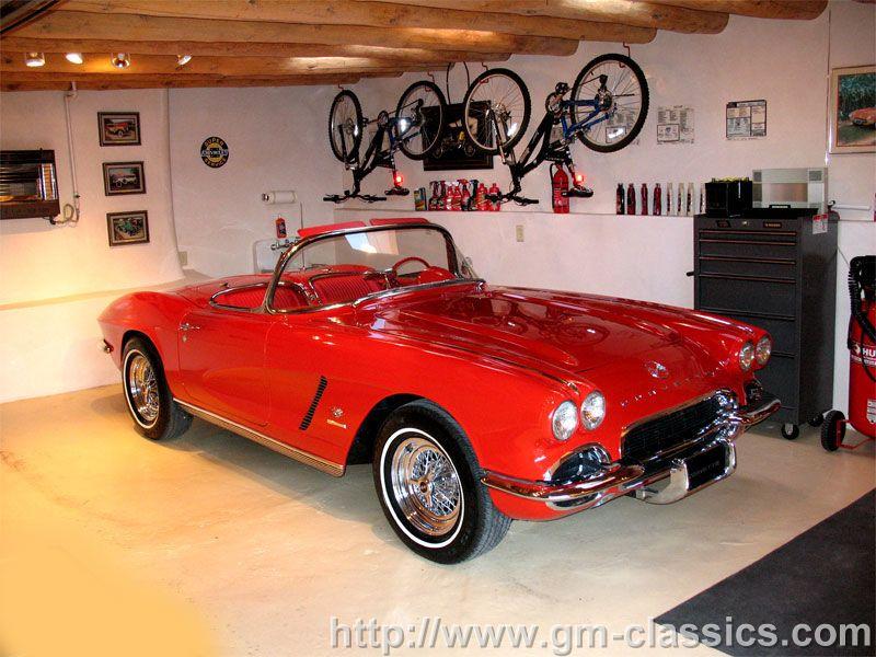 Matt Garrett - 1962 Corvette
