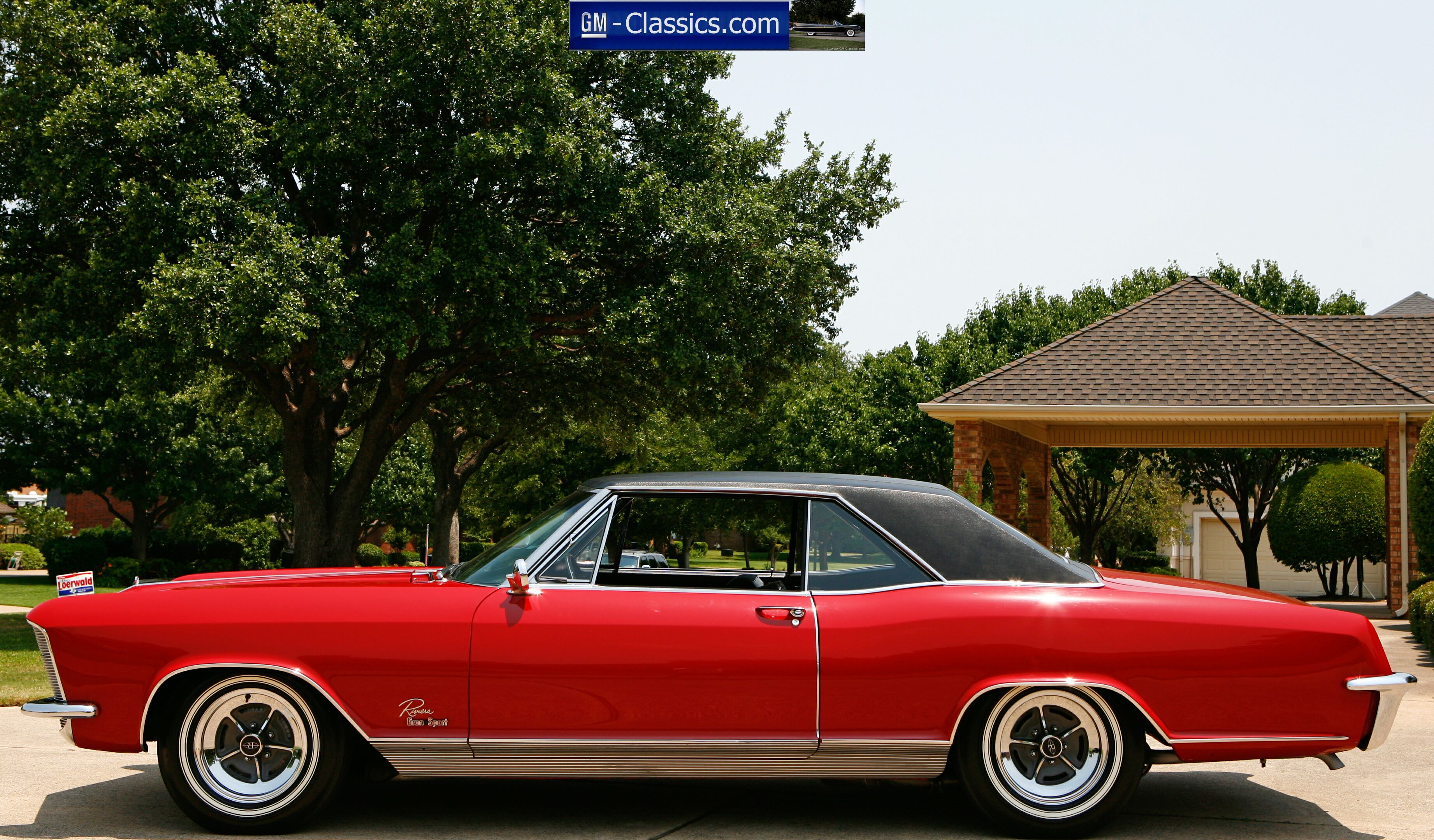 Buy Used 1965 Buick Riviera Grand Sport Dual Quad Gs