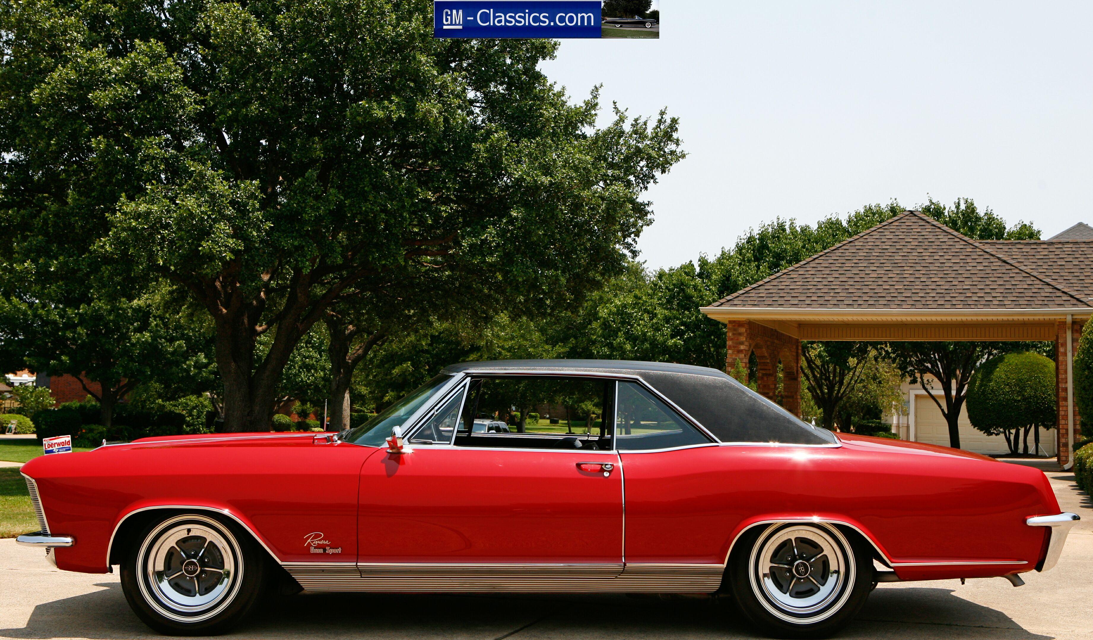 1965 Buick Riviera Gs Matt Garrett