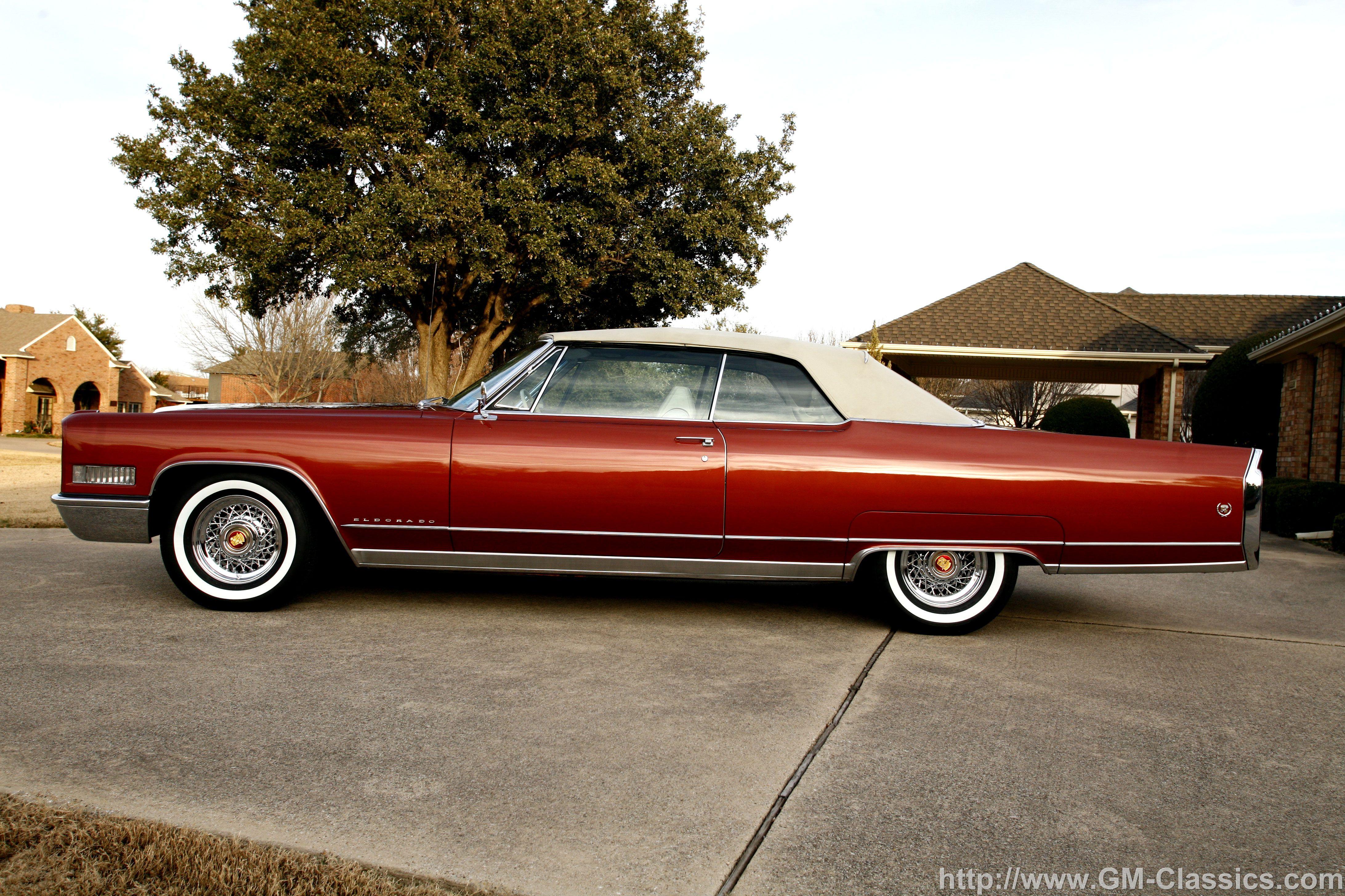 1966 Cadillac Eldorado Convertib
