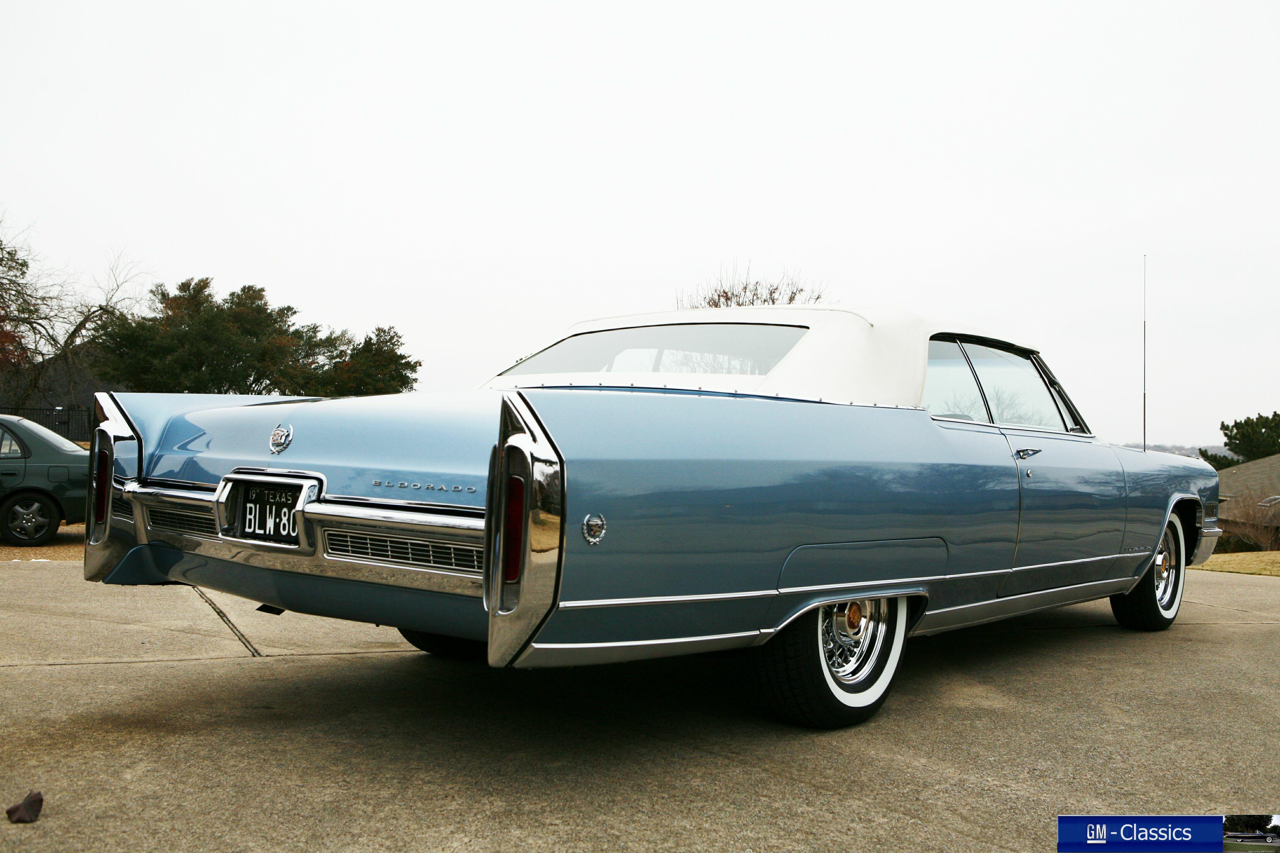 1966 Cadillac Eldorado - Matt