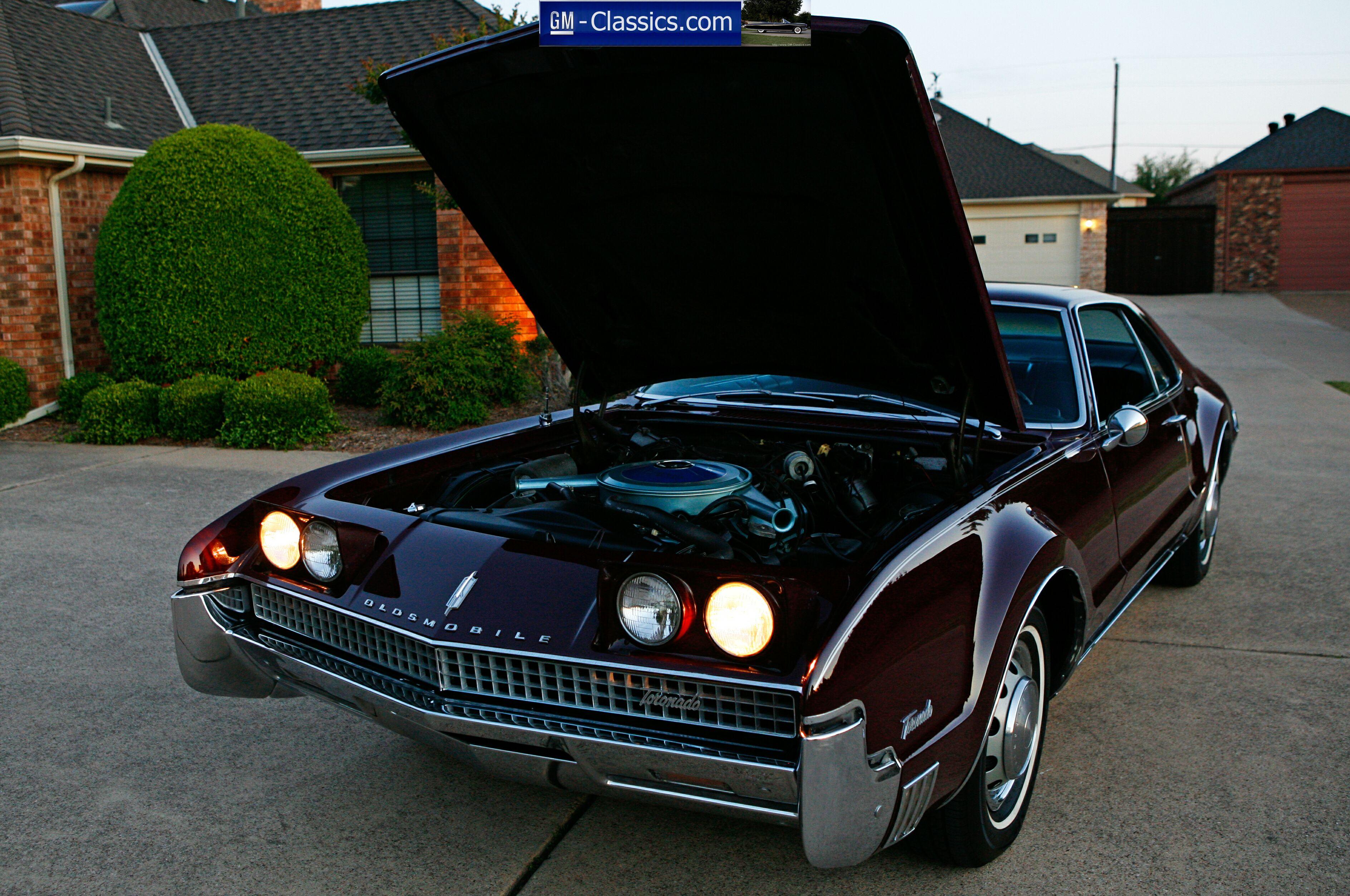 Storage For Cars >> 1967 Oldsmobile Toronado - GM-Classics.com