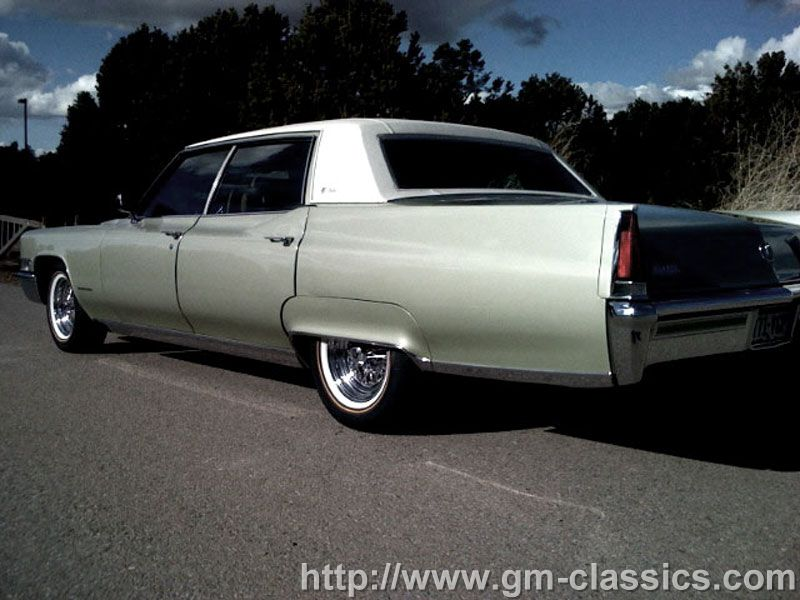 1969 Cadillac Fleetwood