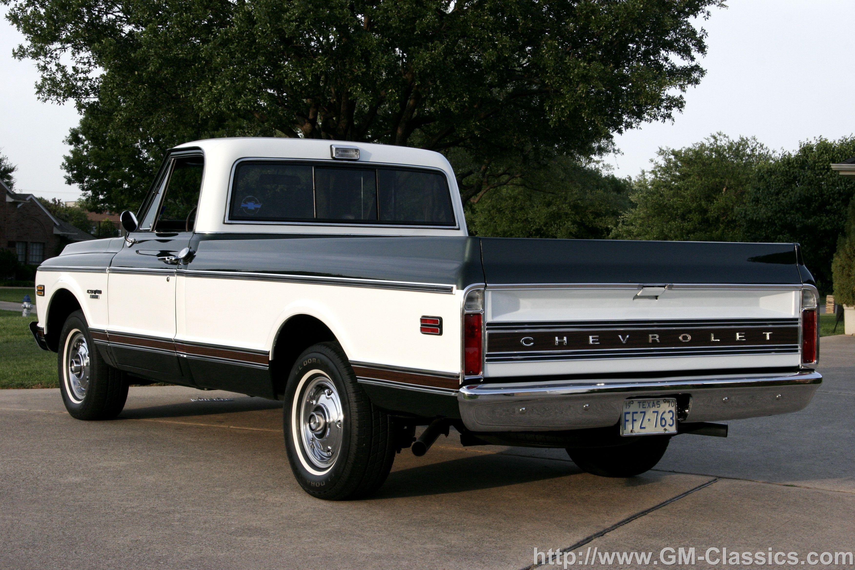 1970 c10 chevy pickup truck