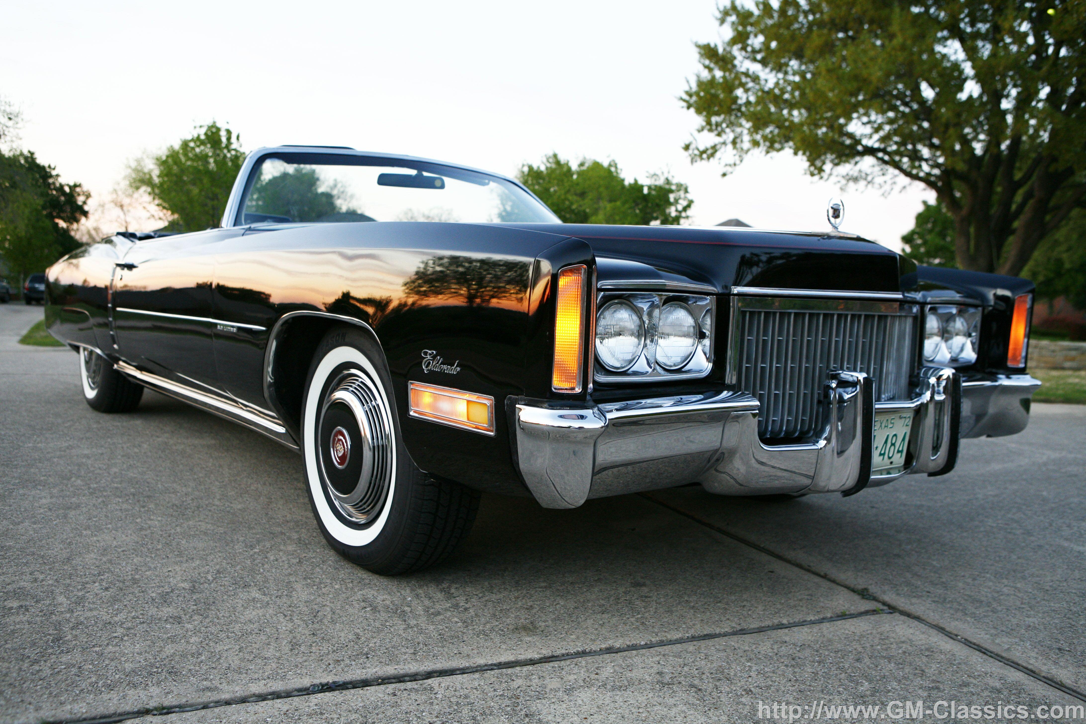 Worksheet. 1972 Cadillac Eldorado Convertible  Matt Garrett
