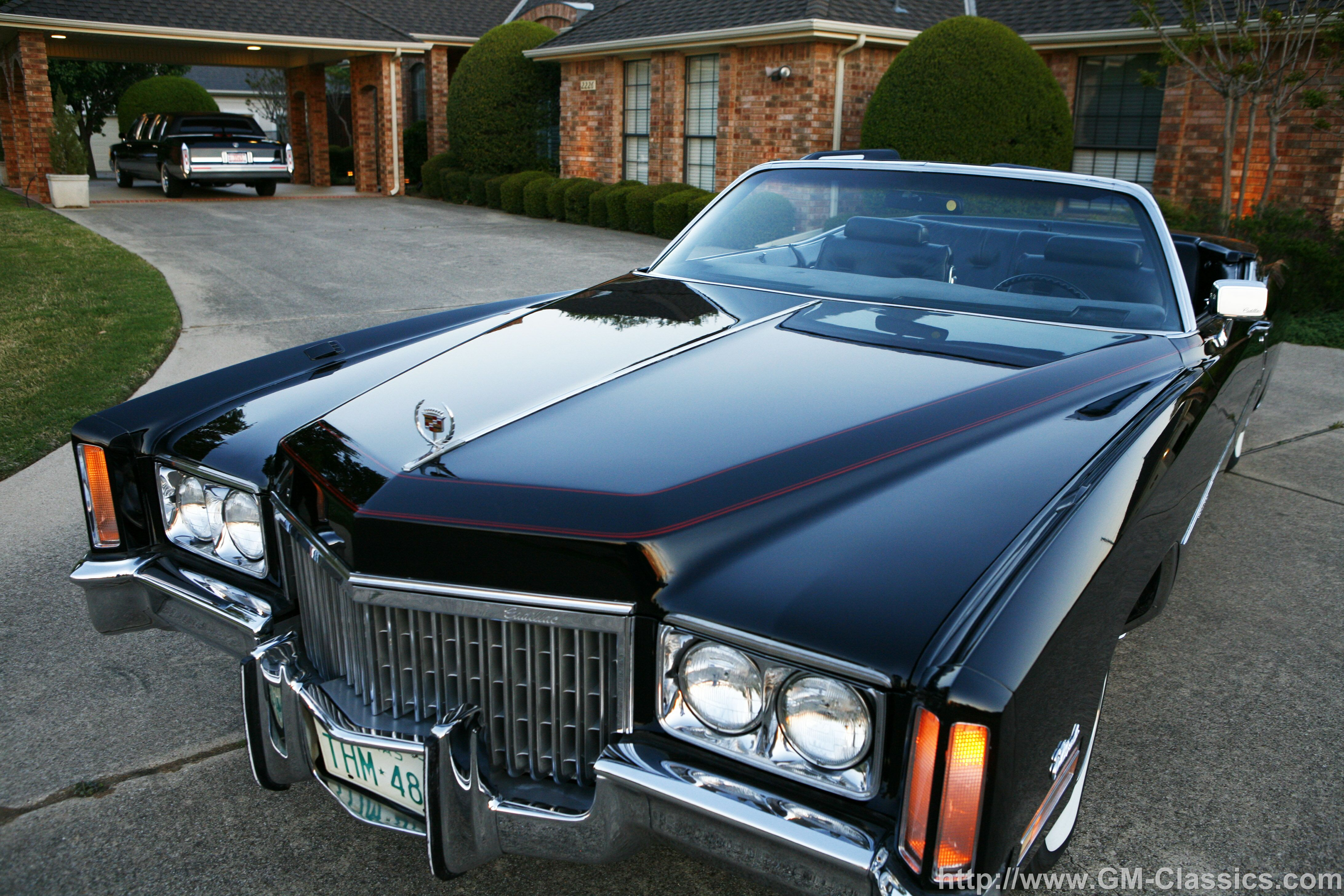 1972 Cadillac Eldorado Convertible - Matt Garrett
