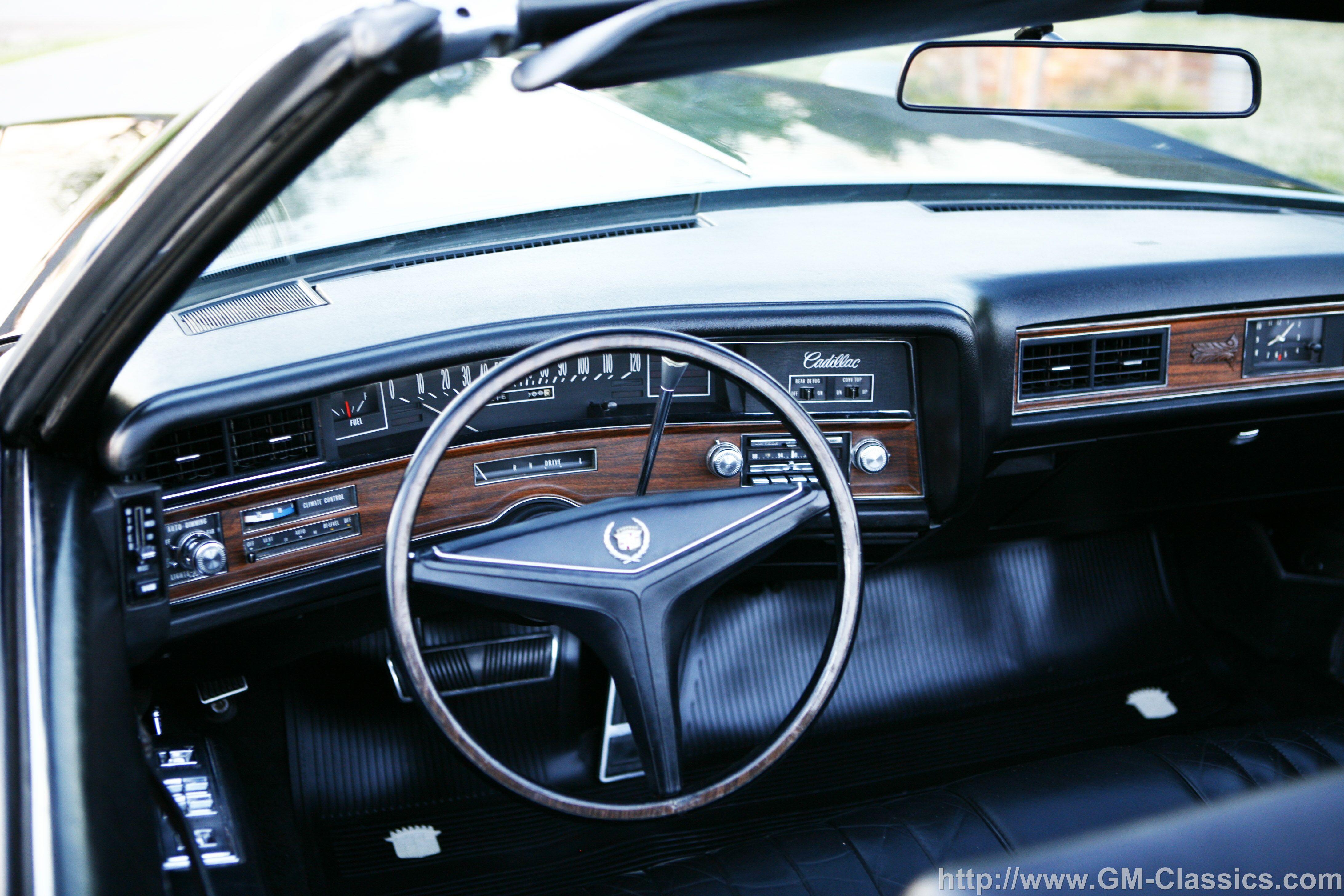 1972 Cadillac Eldorado Convertible Matt Garrett