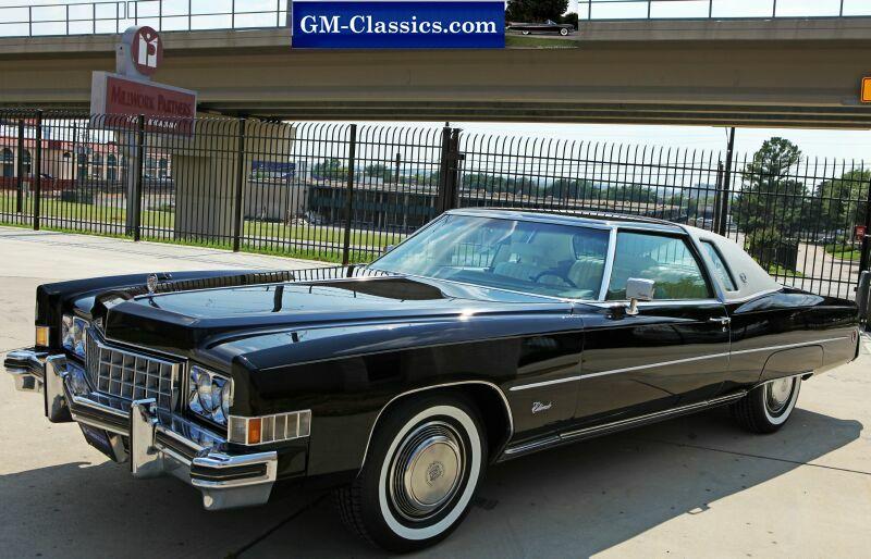 1973 Cadillac Eldorado Matt Garrett
