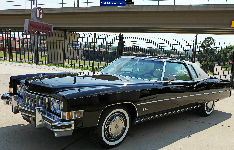 1973 Cadillac Eldorado - Matt Garrett