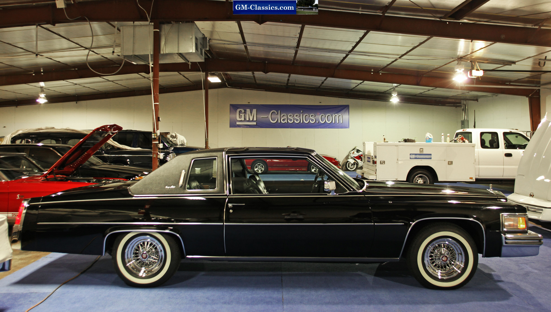 1977 Cadillac Coupe Deville - Matt Garrett
