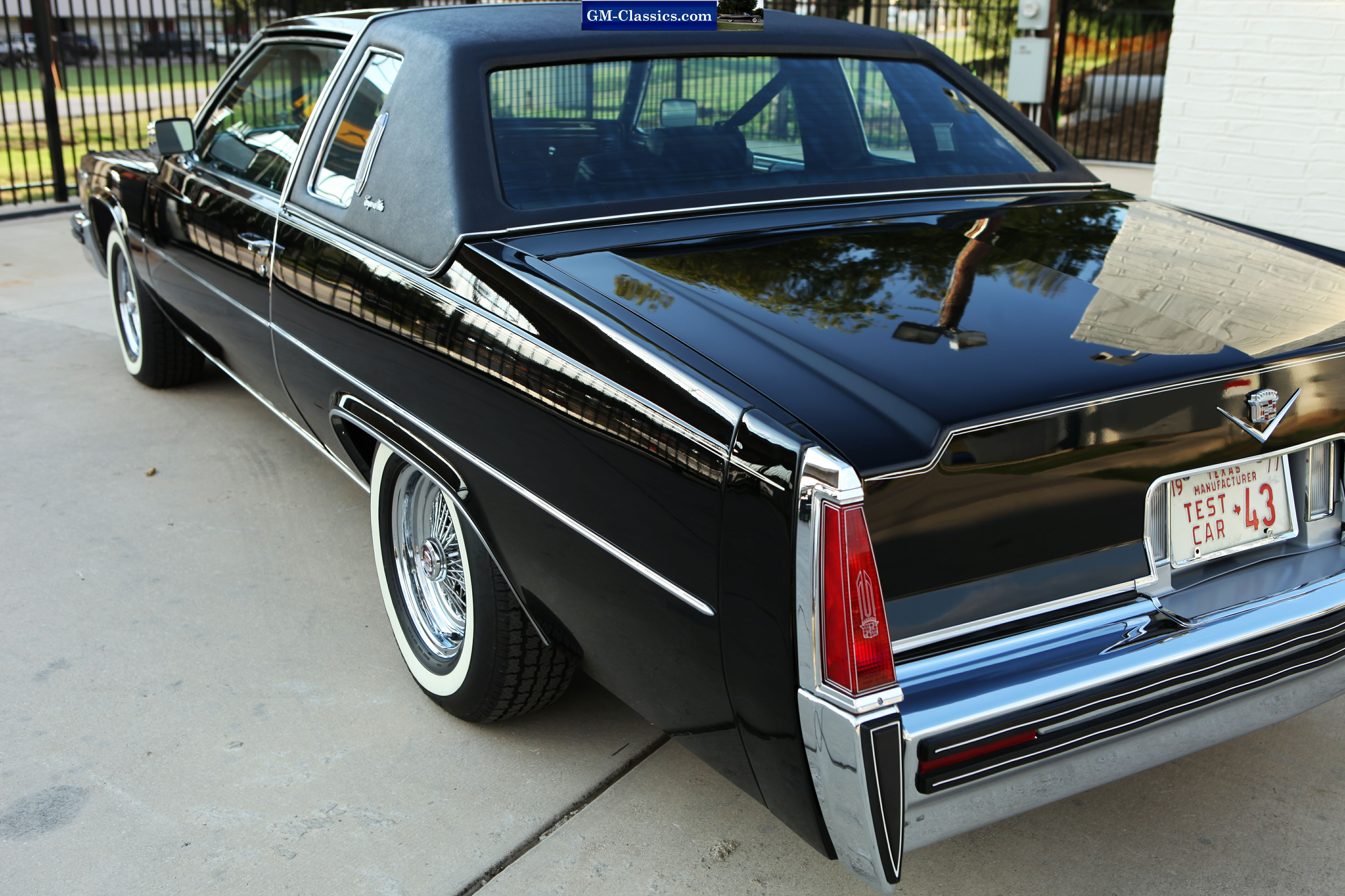1977 Cadillac Coupe Deville Matt Garrett