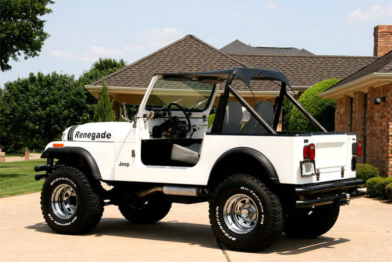 1977 Jeep CJ7 - V8