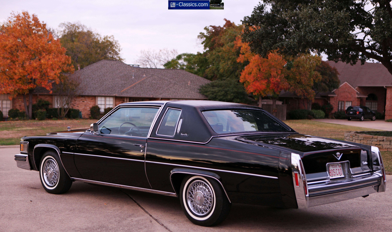 1979 Cadillac Coupe Deville - Matt Garrett