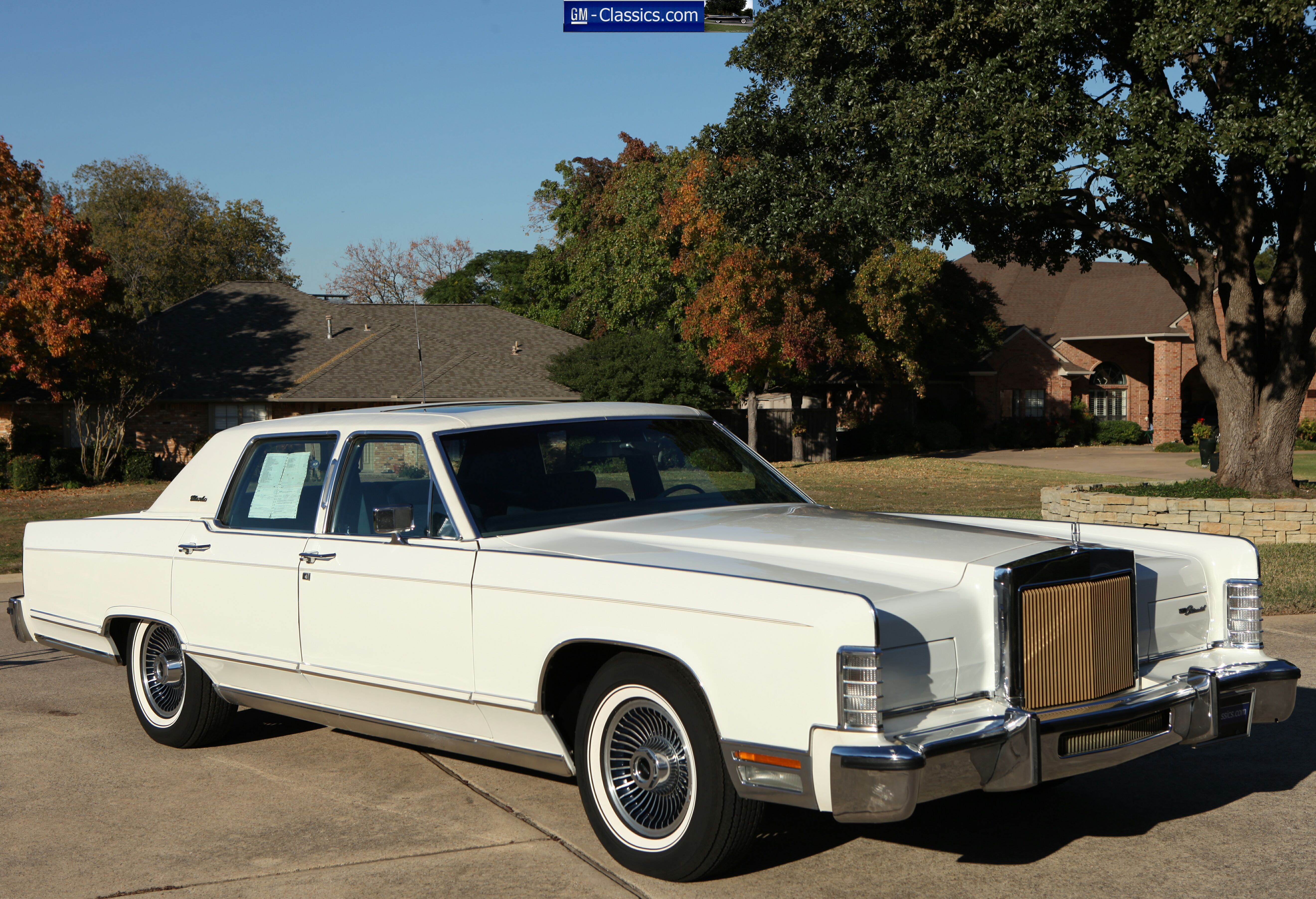 1979 Lincoln Continental Collector Matt Garrett