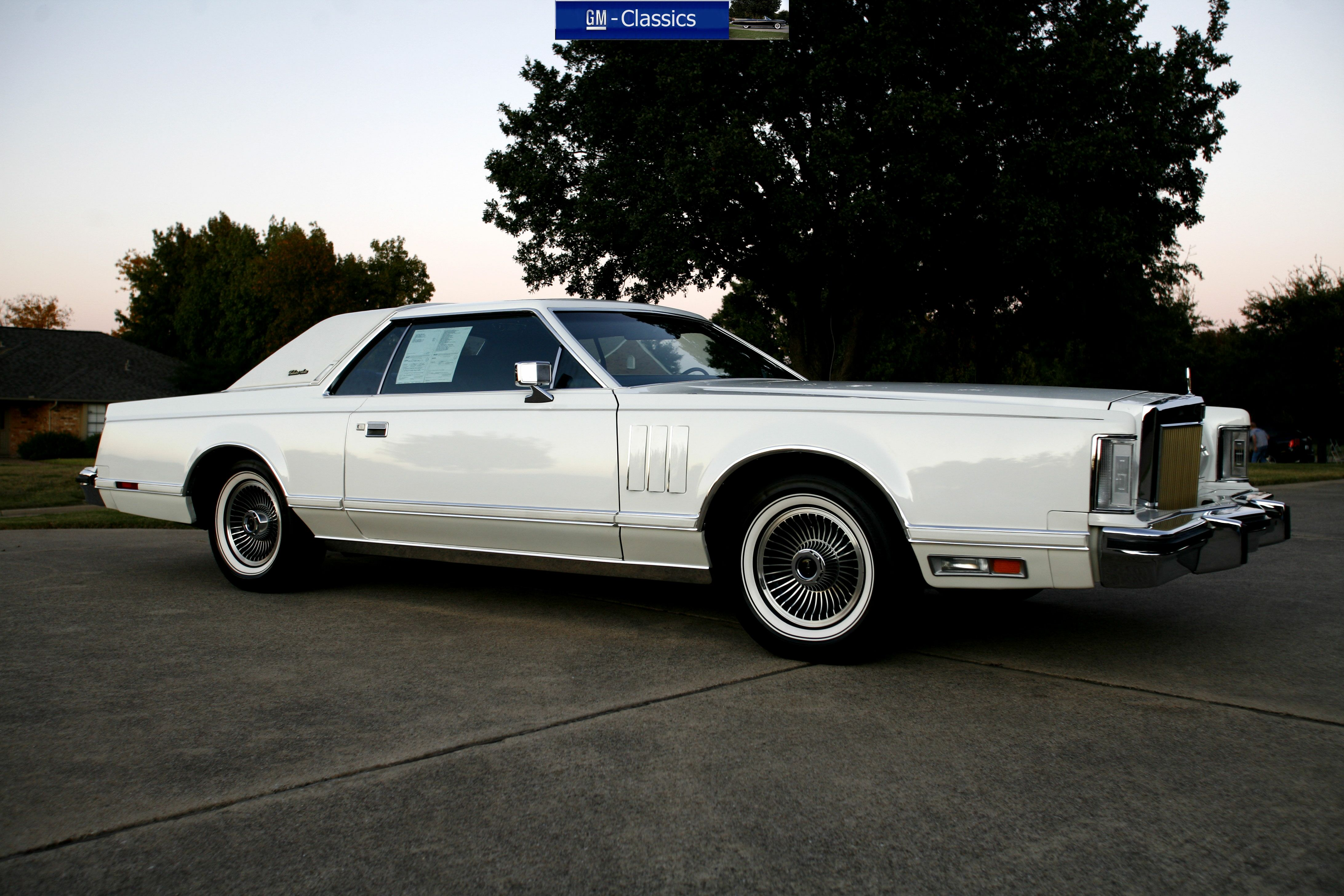 1979 Lincoln Mark V Collector Series Matt Garrett
