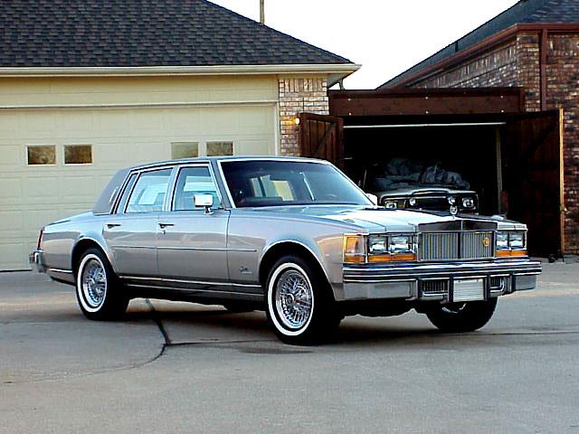 1979 Cadillac Seville Matt Garrett