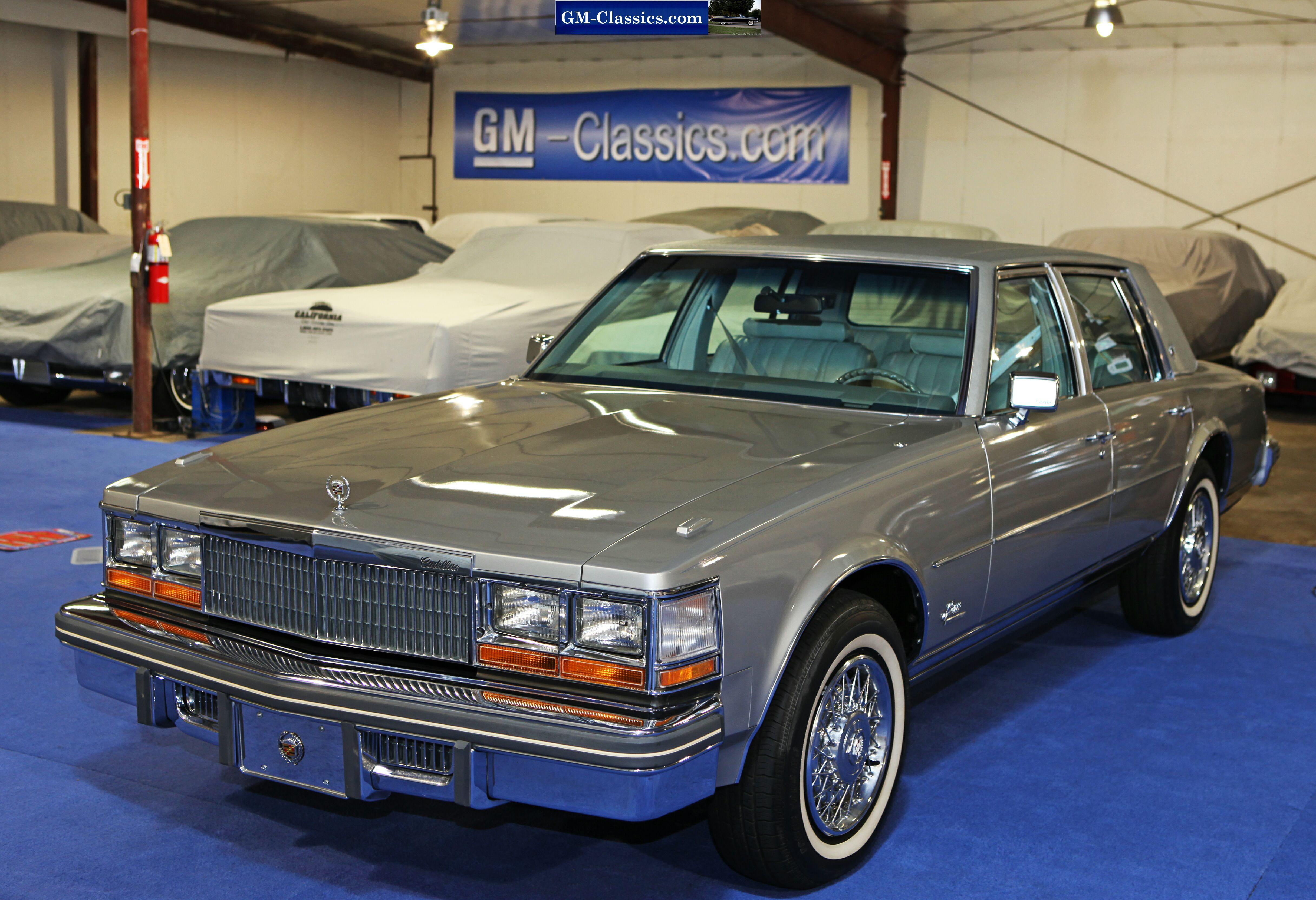 1978 Cadillac Seville - Matt Garrett