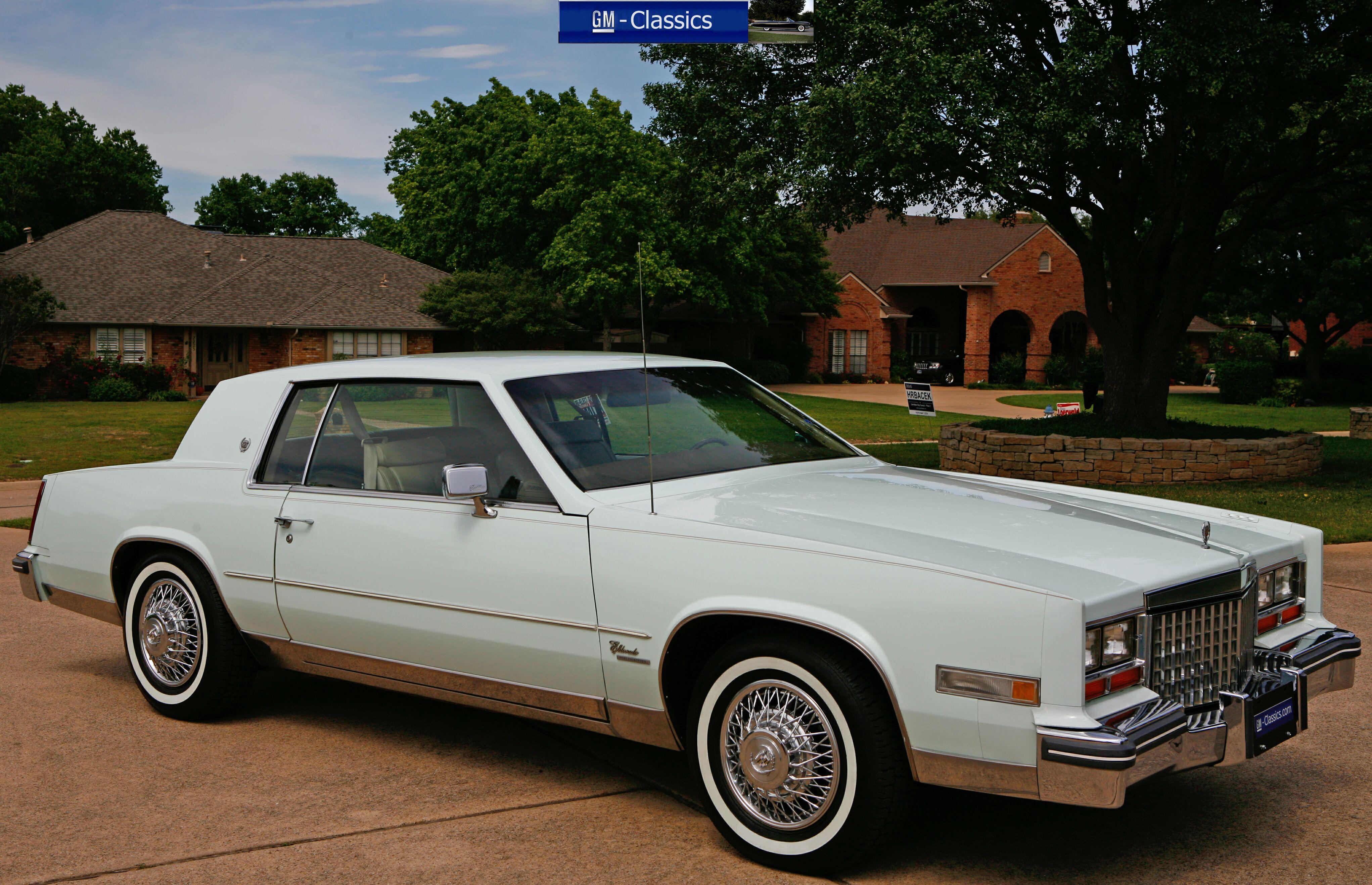 Three Car Garage 1980 Cadillac Eldorado Touring Coupe Matt Garrett