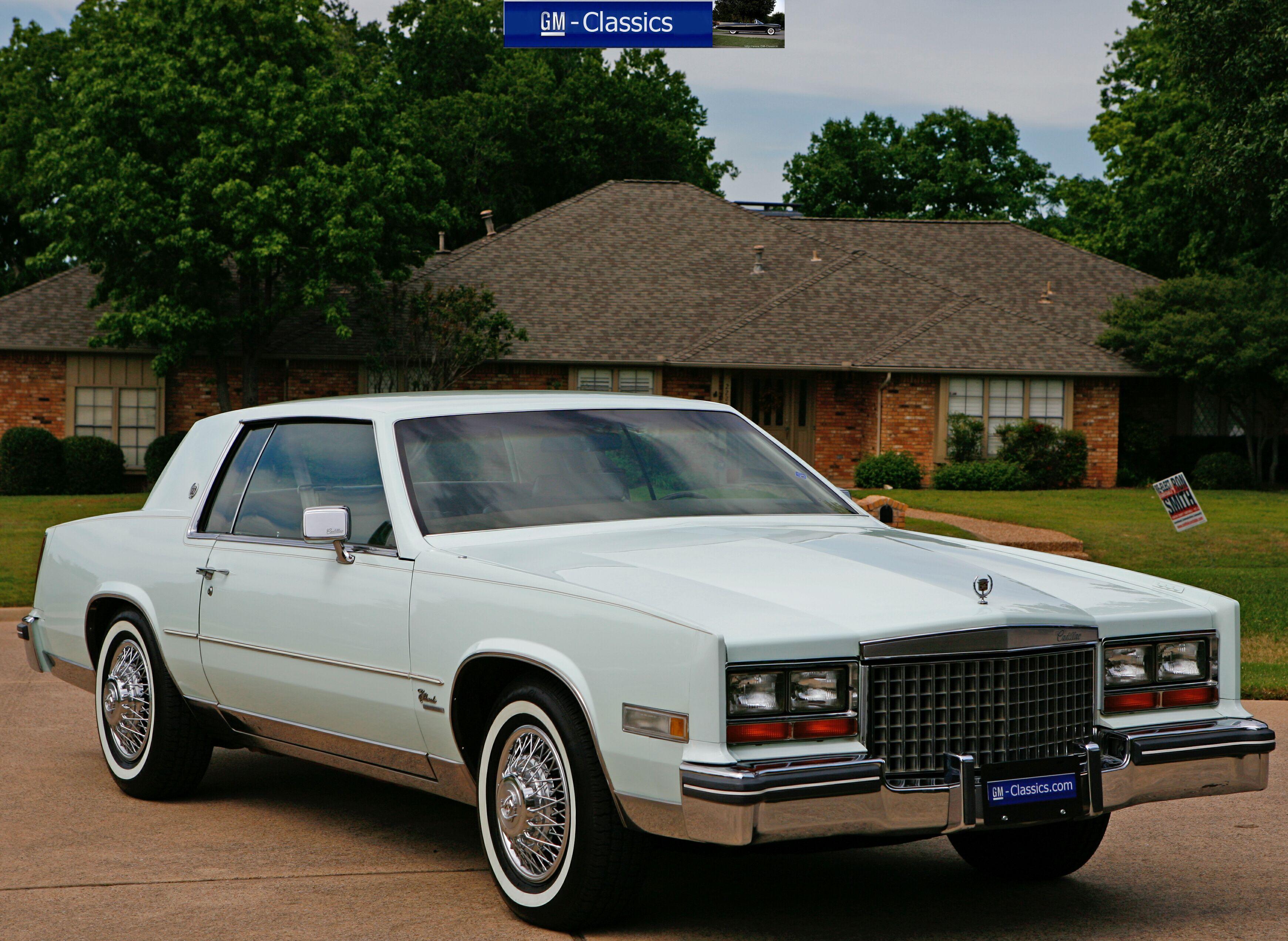 1980 cadillac eldorado touring coupe matt garrett 80 Cadillac Fleetwood