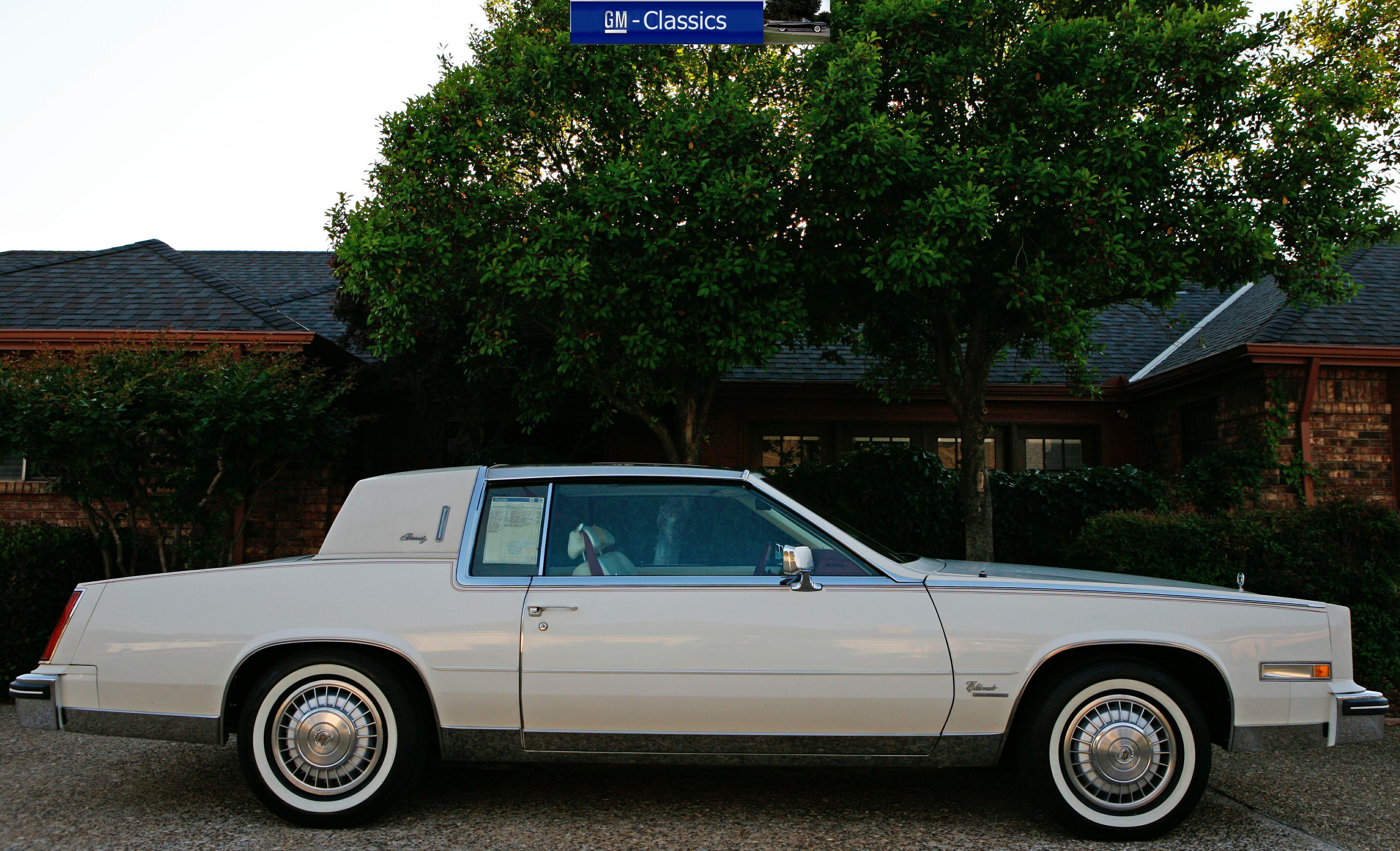 1980 eldorado matt garrett Cadillac Eldorado Coupe