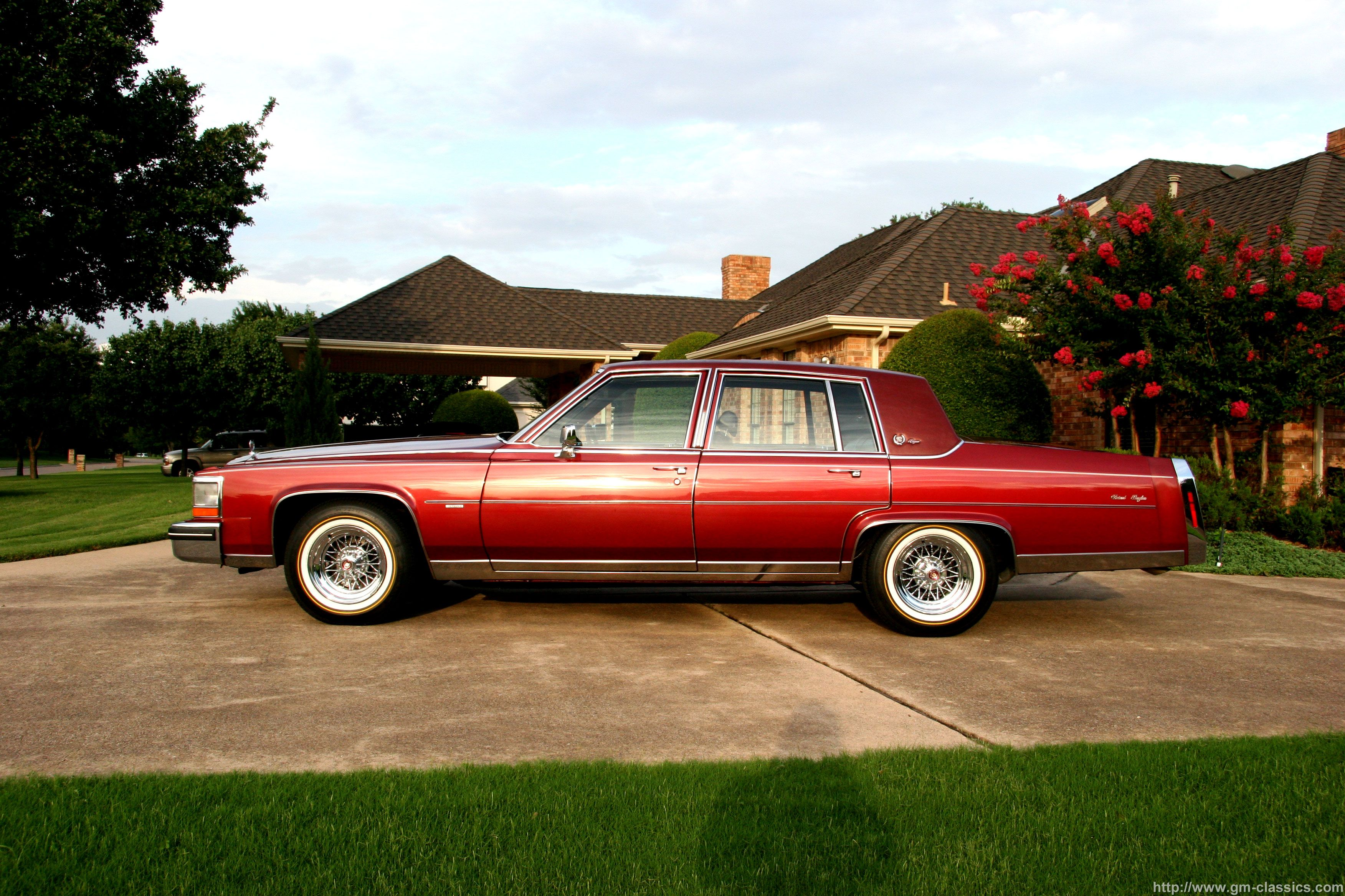 fleetwood is classic brougham big loaded this llc listing year and highly motors vehicle the for cosmopolitan cadillac exotic of dsc sale fully series last collectible