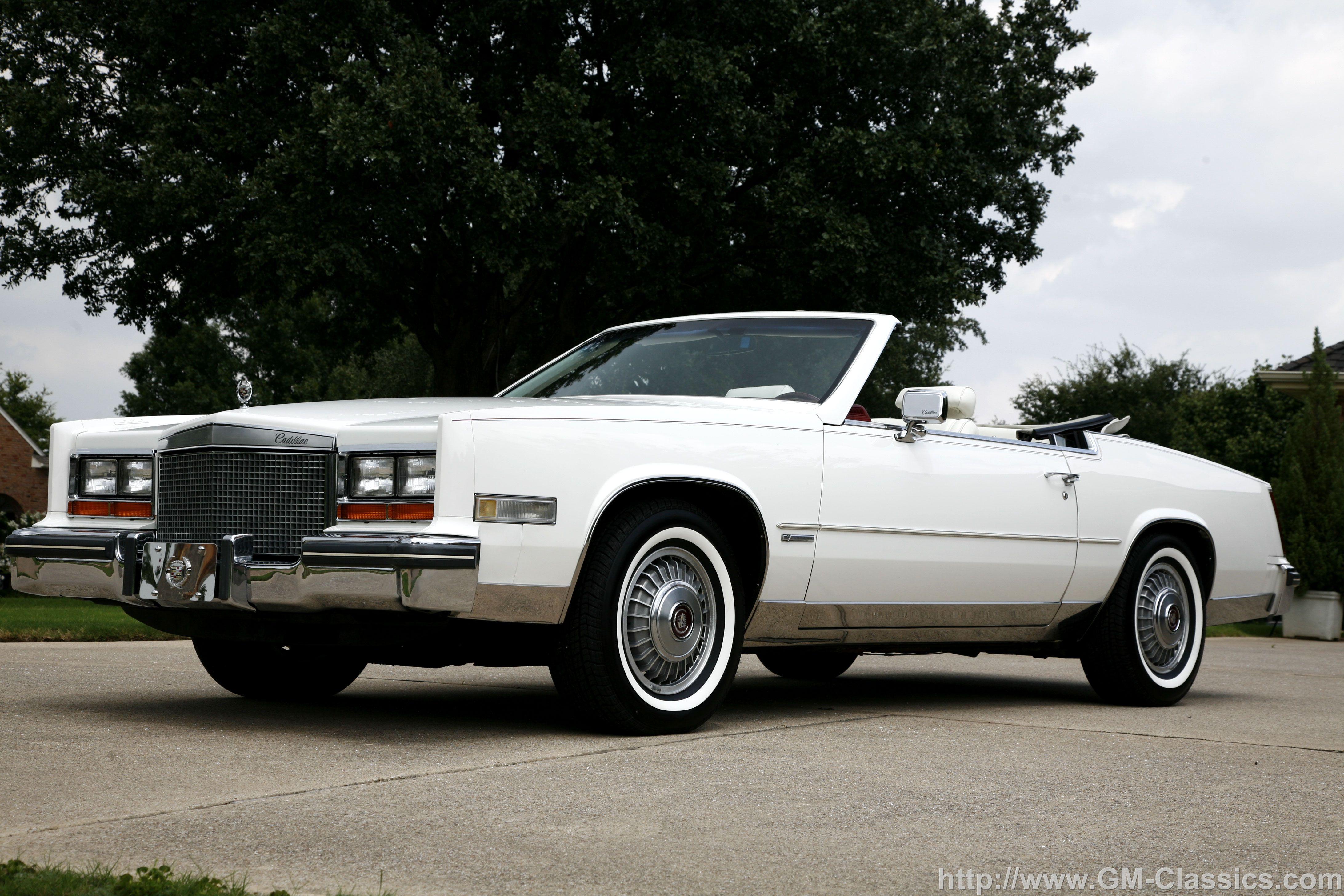 1981 Cadillac Eldorado