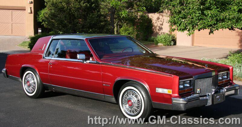 1981 cadillac eldorado biarritz matt garrett matt garrett car collection