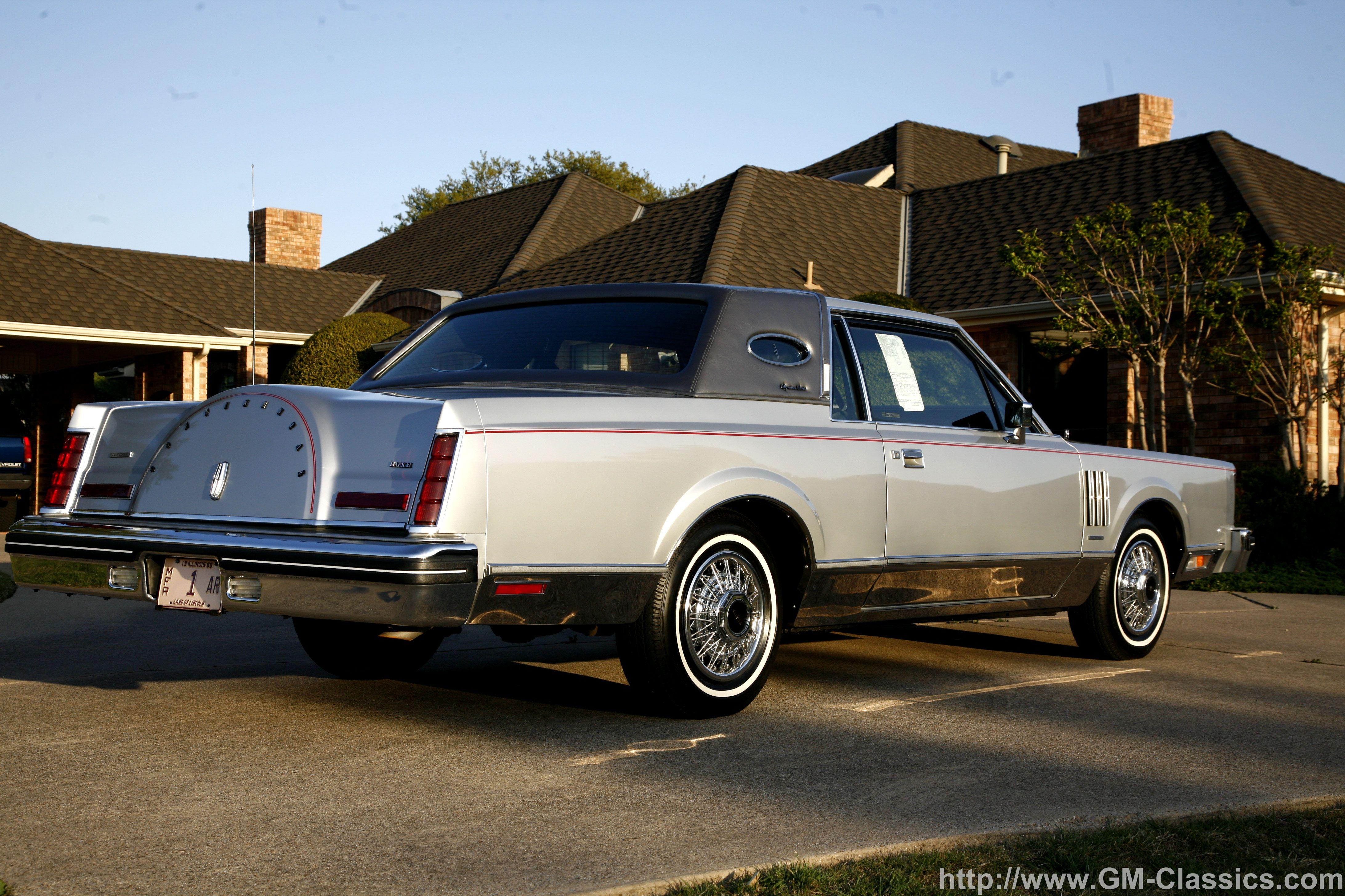 1983 Lincoln Mark VI - Matt Garrett
