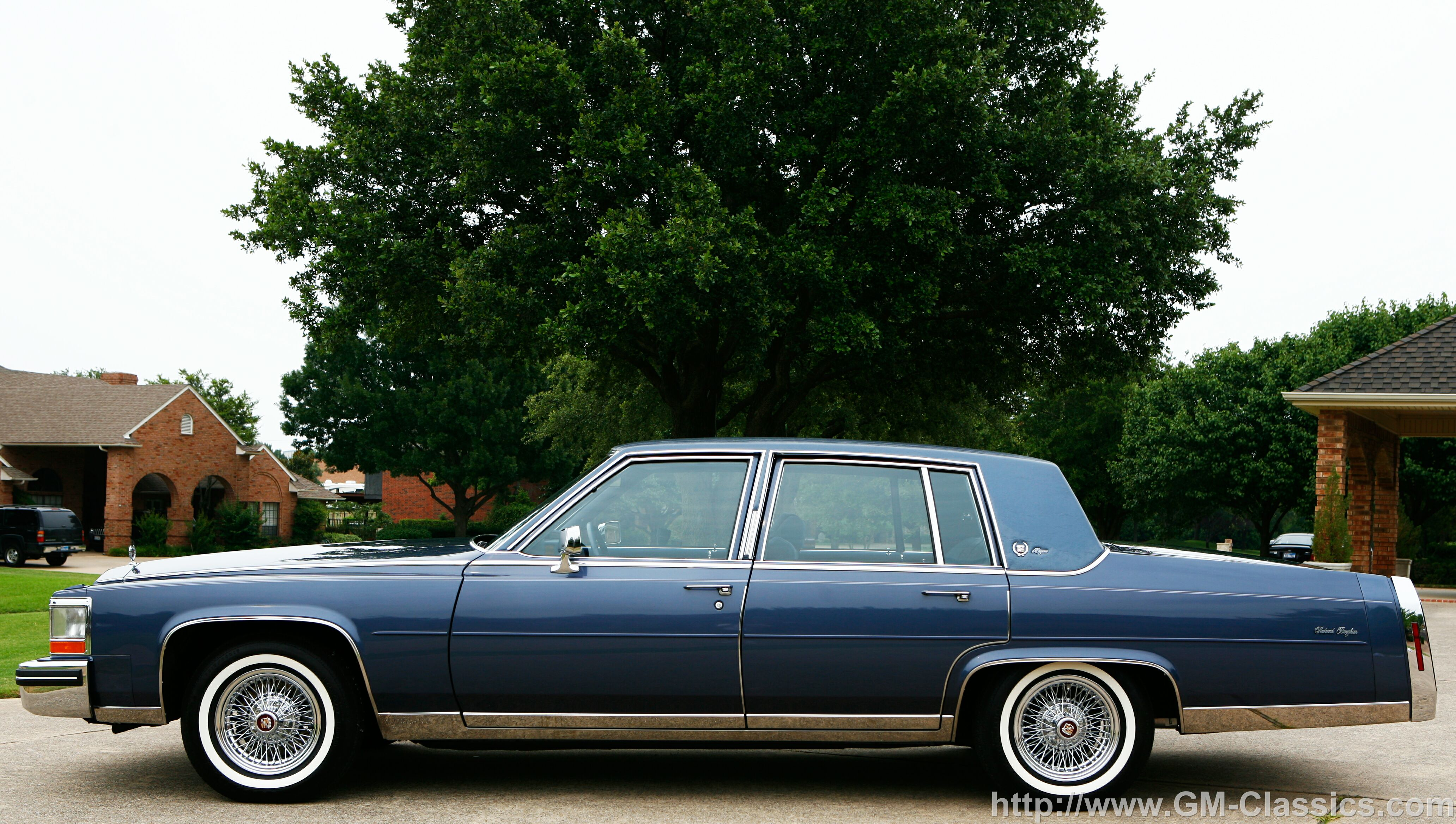 brougham of sale for line cadillac long ancestors the fleetwood