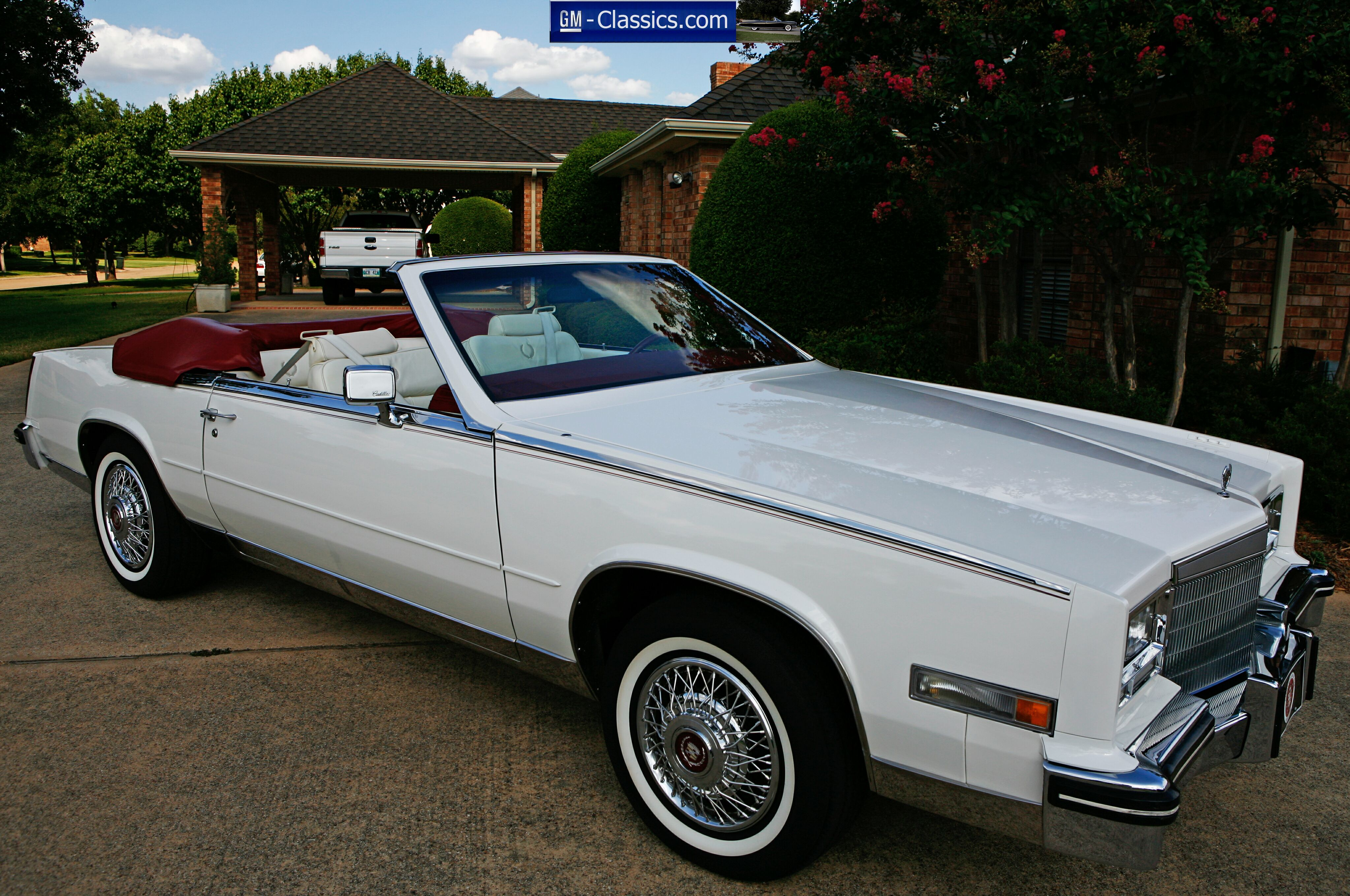 1984 Cadillac Eldorado Convertible - Matt Garrett