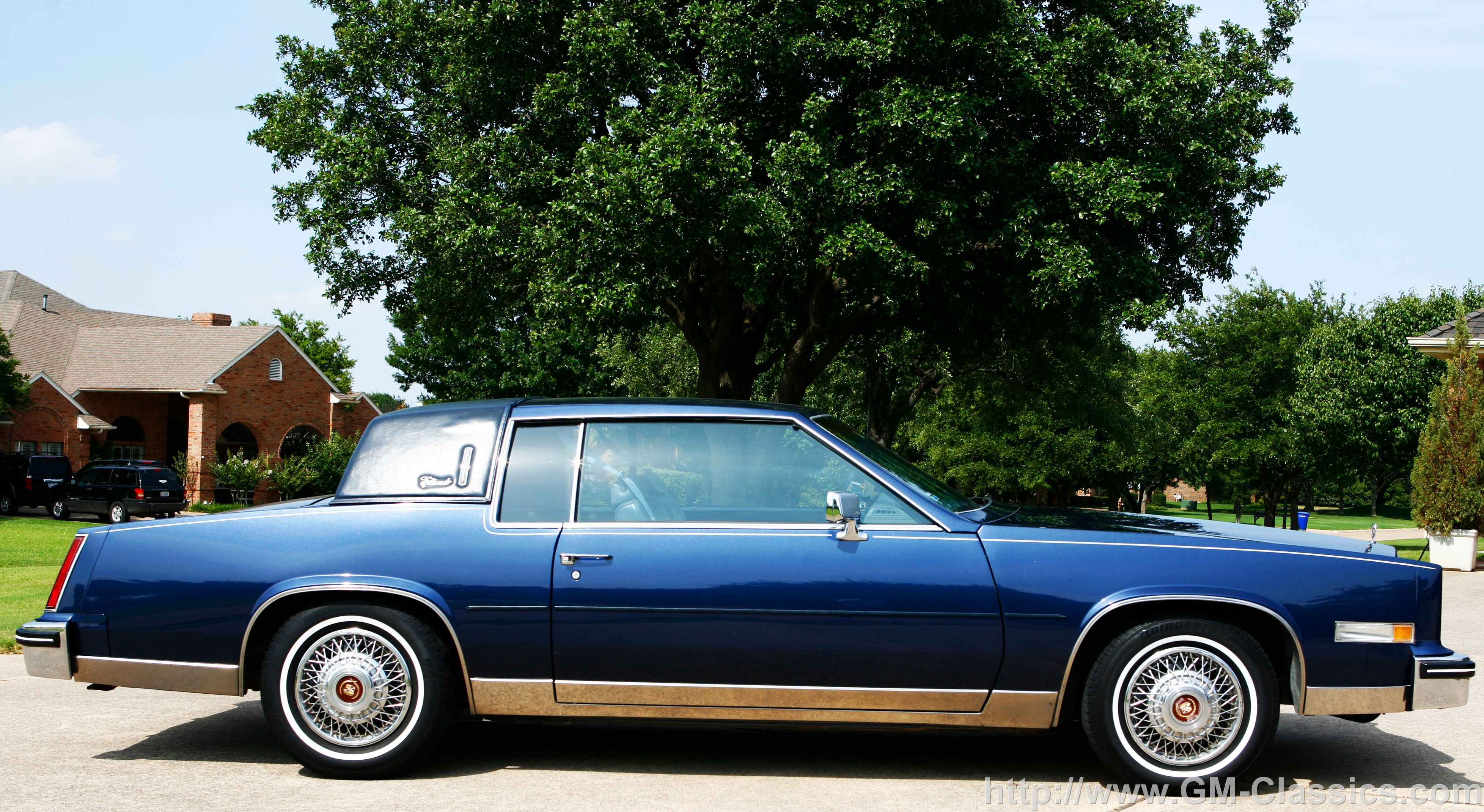 Sewell Cadillac Dallas >> 1984 Cadillac Eldorado - Matt Garrett