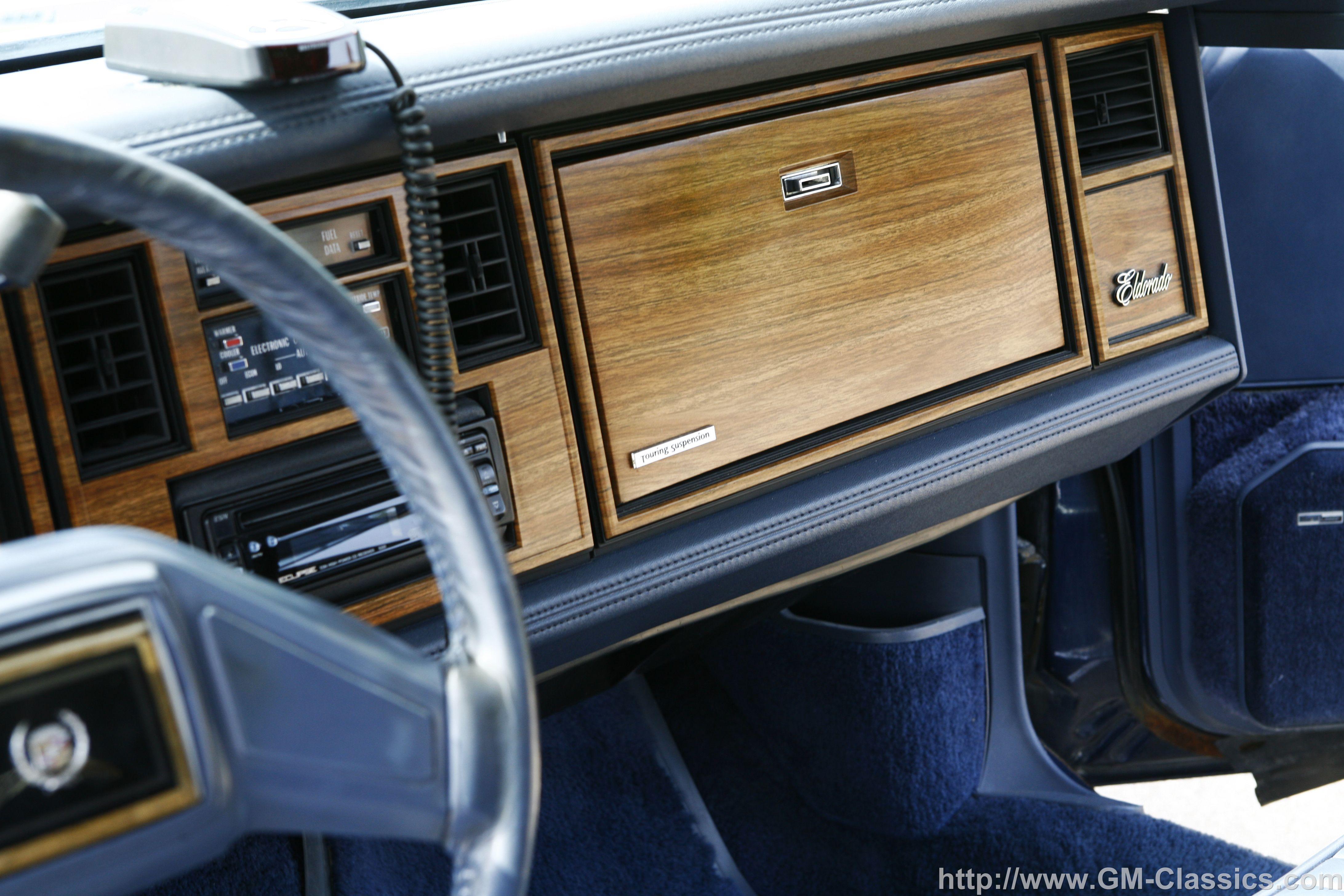 1984 Cadillac Eldorado Matt Garrett