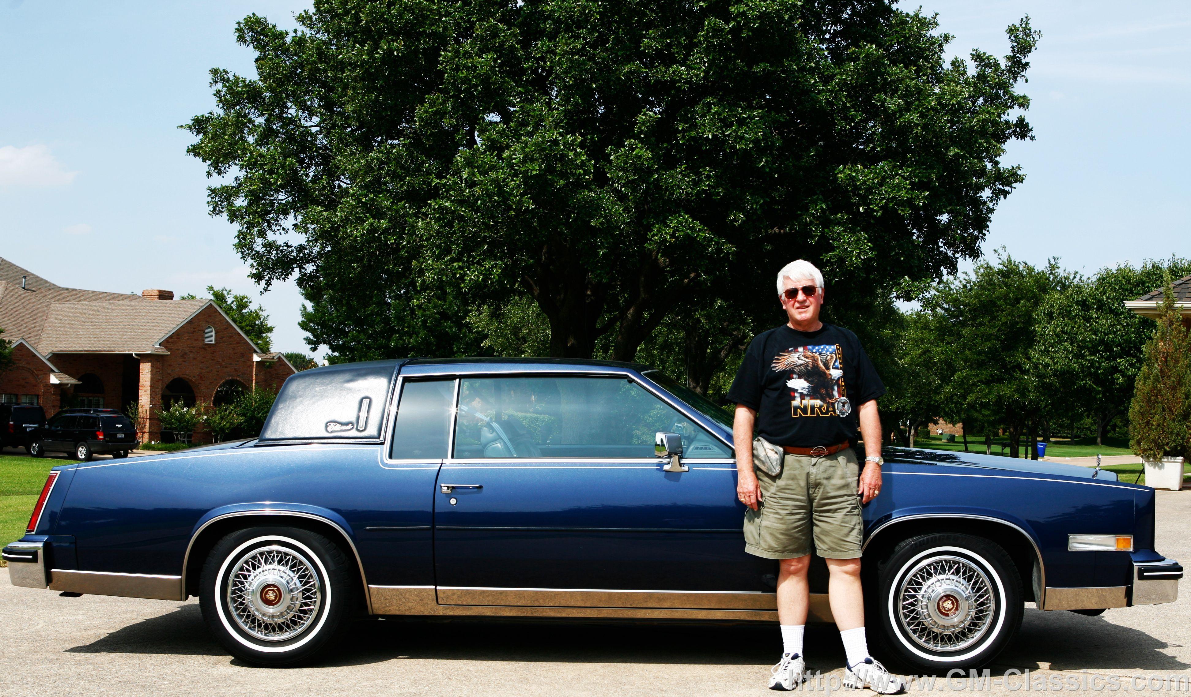 1984 Cadillac Eldorado - Matt Garrett