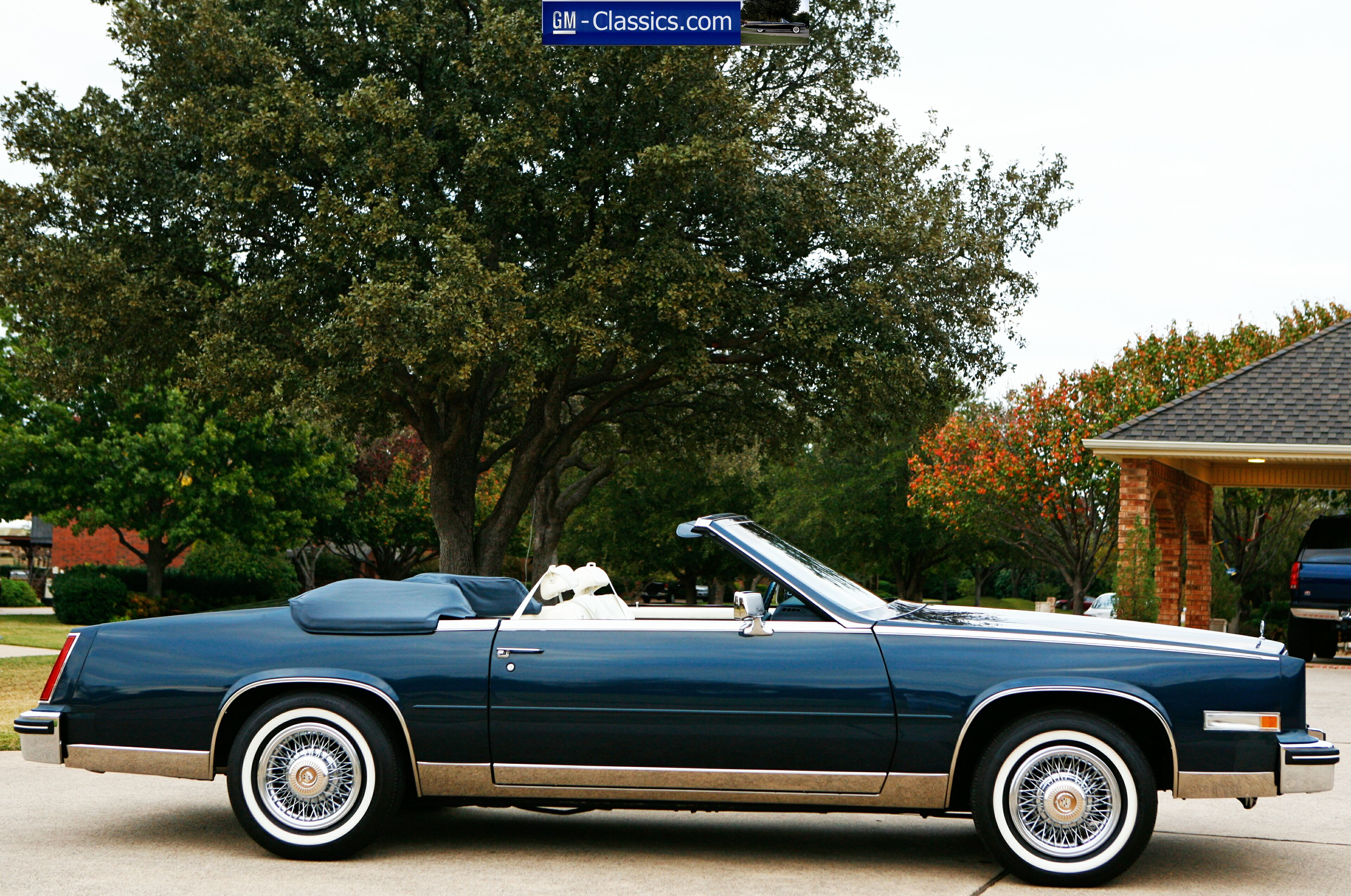 1985 Cadillac Eldorado Commemorative Convertible - Matt Garrett