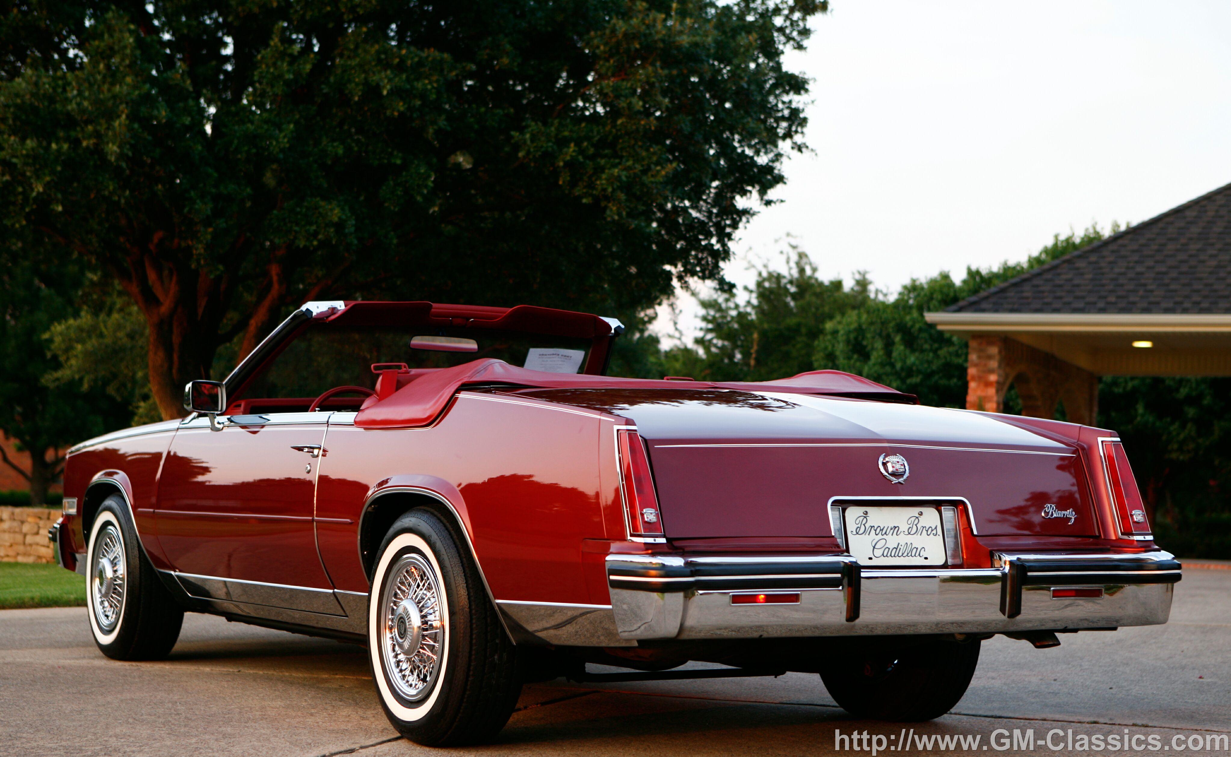 1985 Eldorado Biarritz >> 1985 Cadillac Eldorado Convertible - Matt Garrett