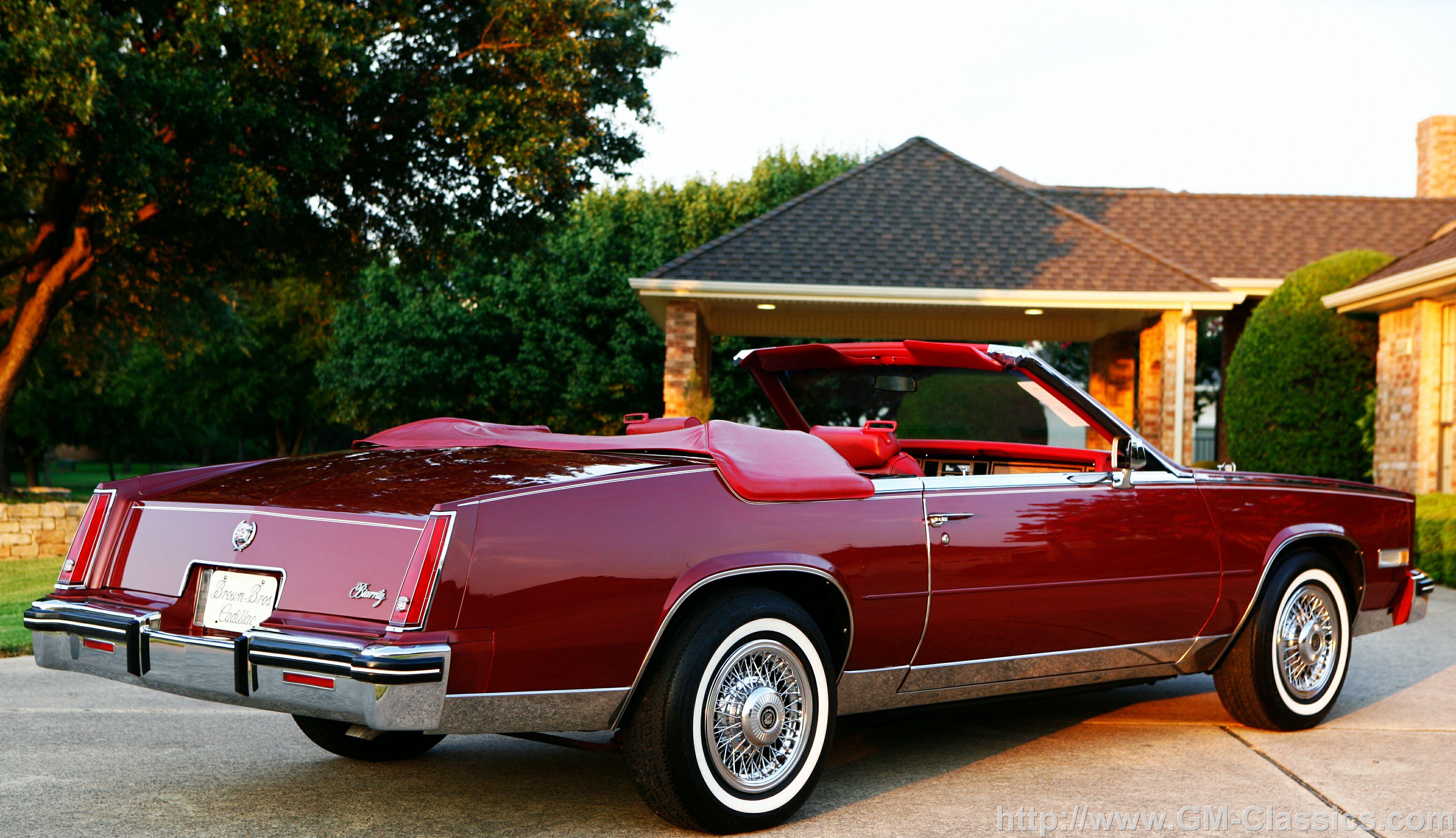1985 cadillac eldorado convertible matt garrett matt garrett car collection
