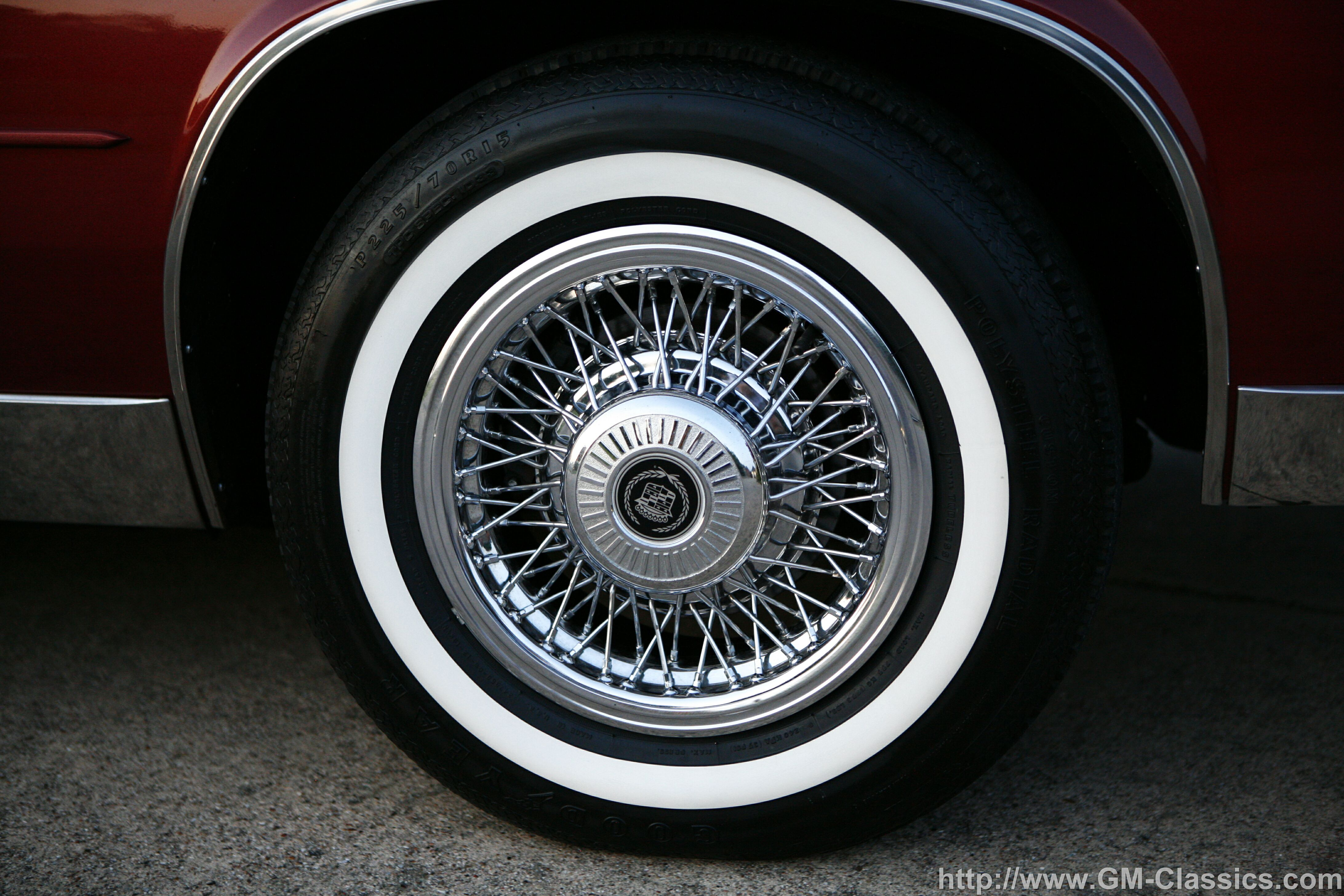 1985 Cadillac Eldorado Convertible - Matt Garrett