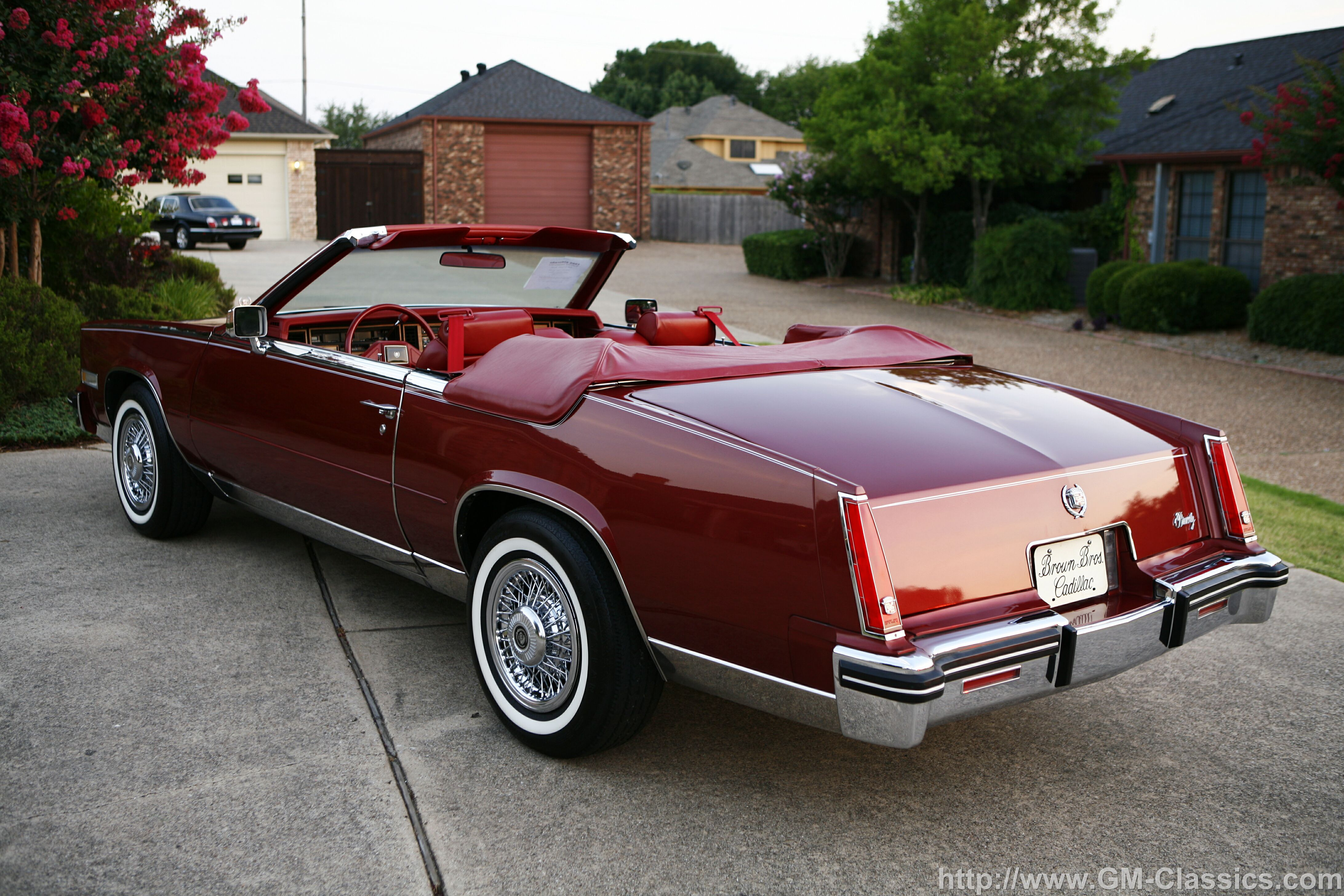 1985 Cadillac Eldorado Convertible - Matt Garrett 1c5a3e52bdc0