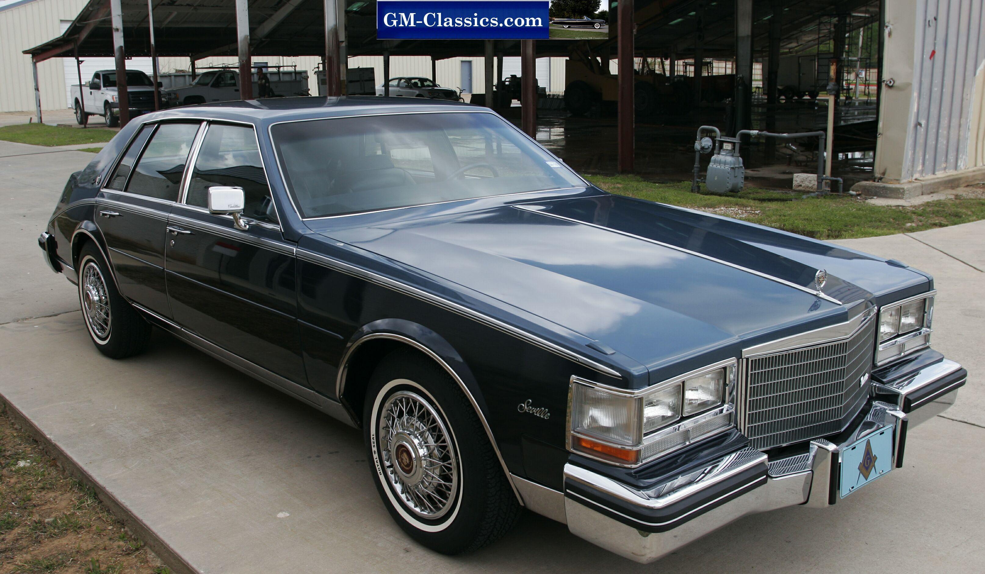 1985 Cadillac Seville Elegante Matt Garrett