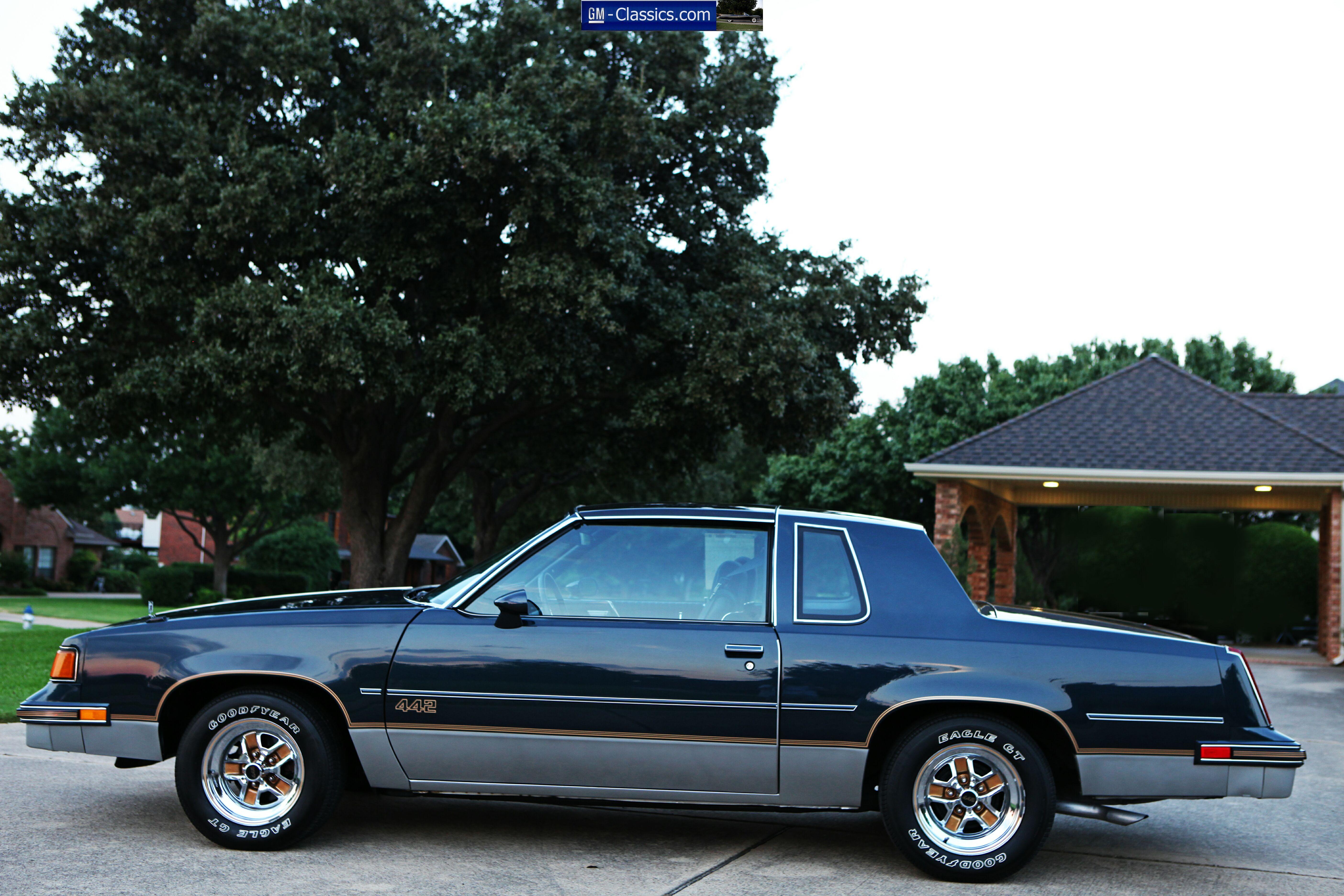 1987 oldsmobile 442 gm classics com