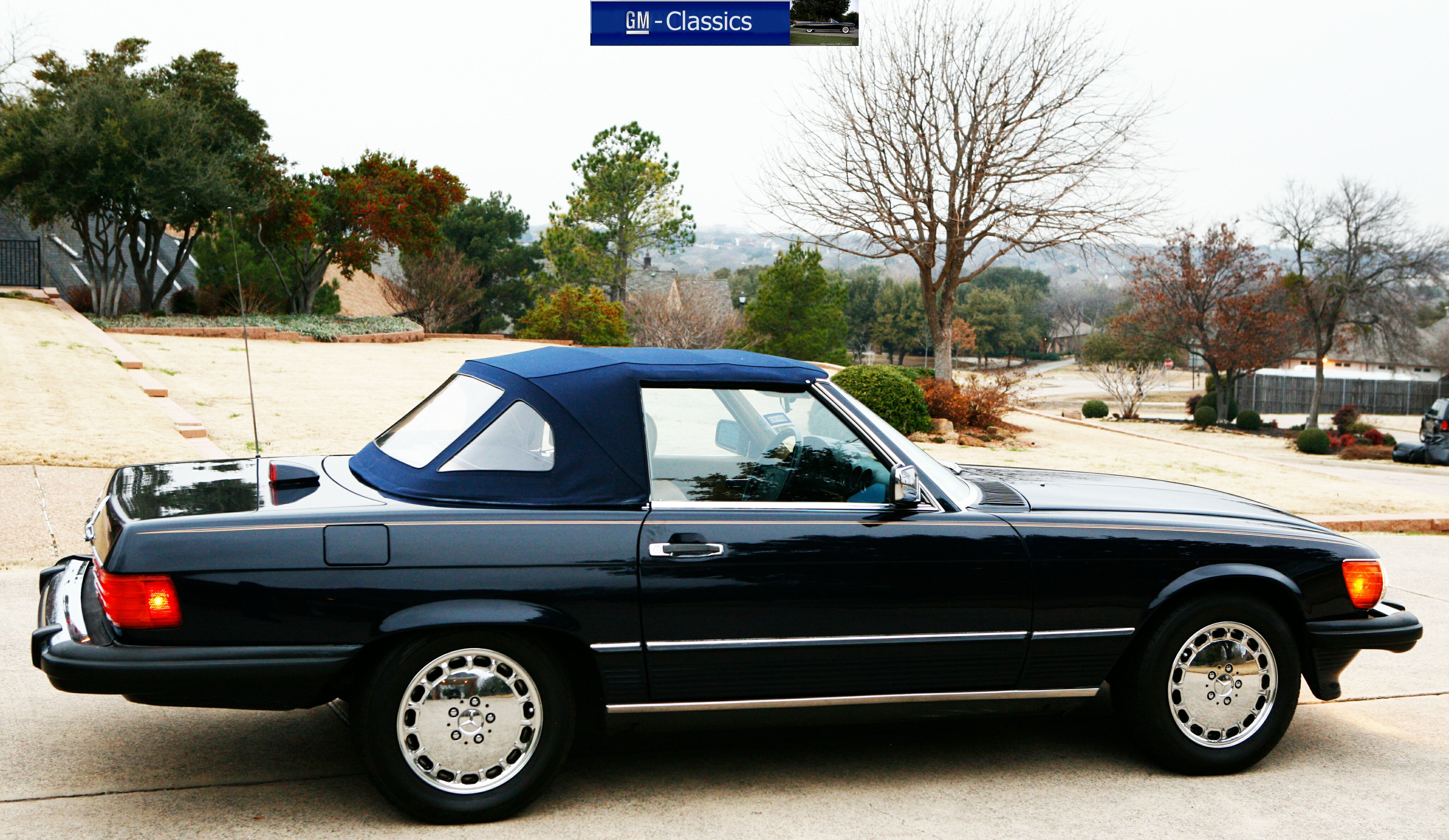 Purchase used 1987 Mercedes 560SL 560 SL Convertible