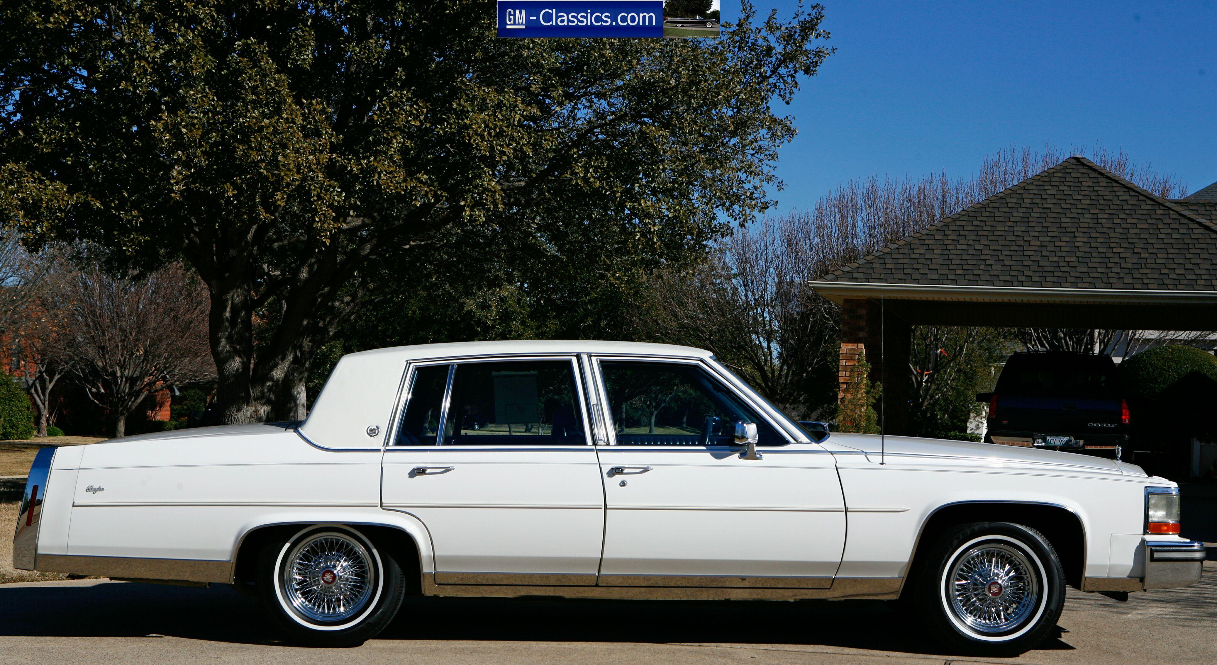 1988 Cadillac Fleetwood Brougham - Matt Garrett